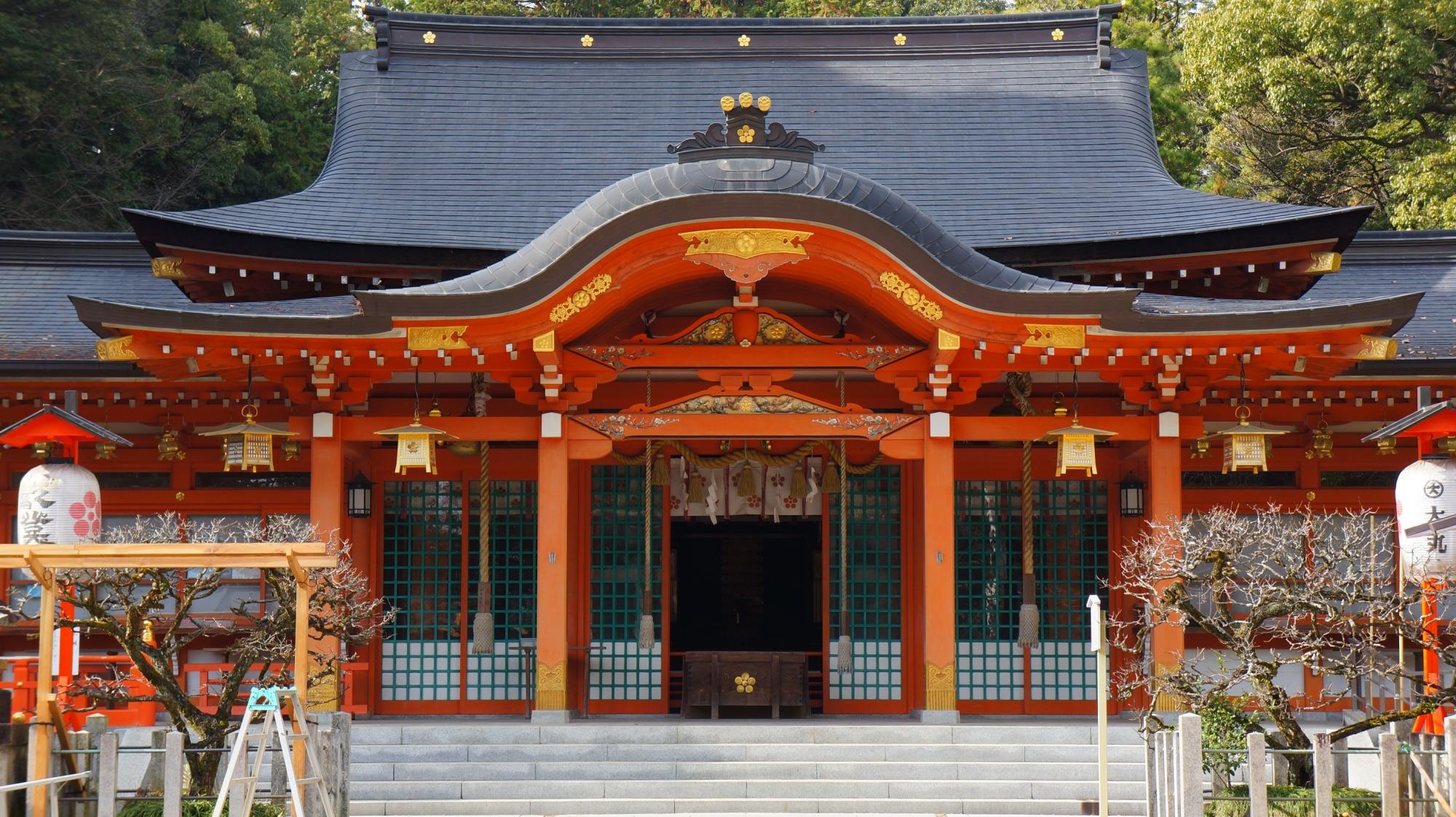 Kyoto Nagaoka-Tenman-gu Shrine