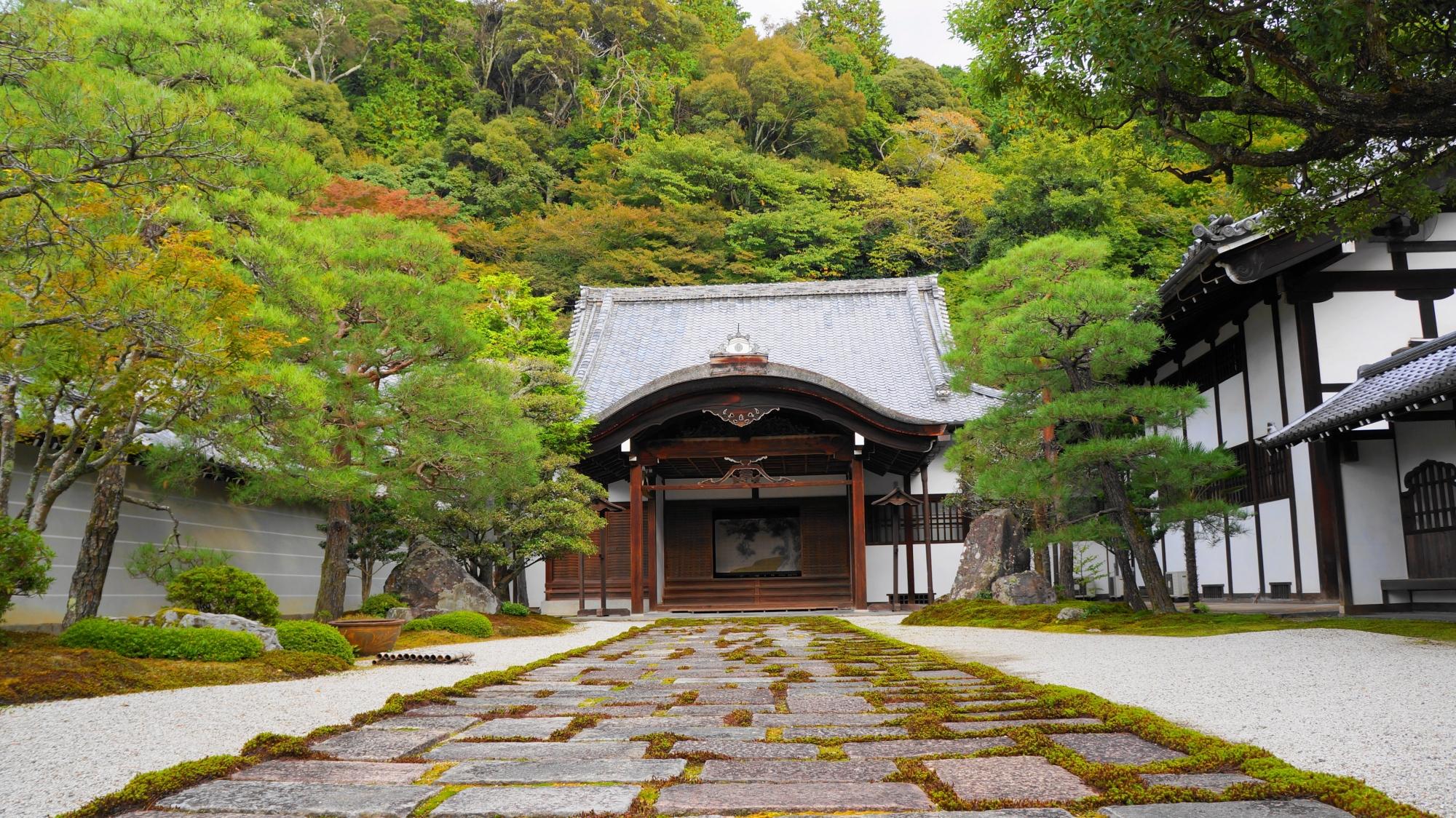 南禅寺の方丈