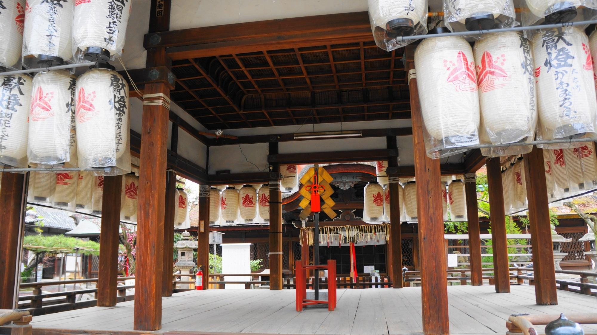 京都 下御霊神社