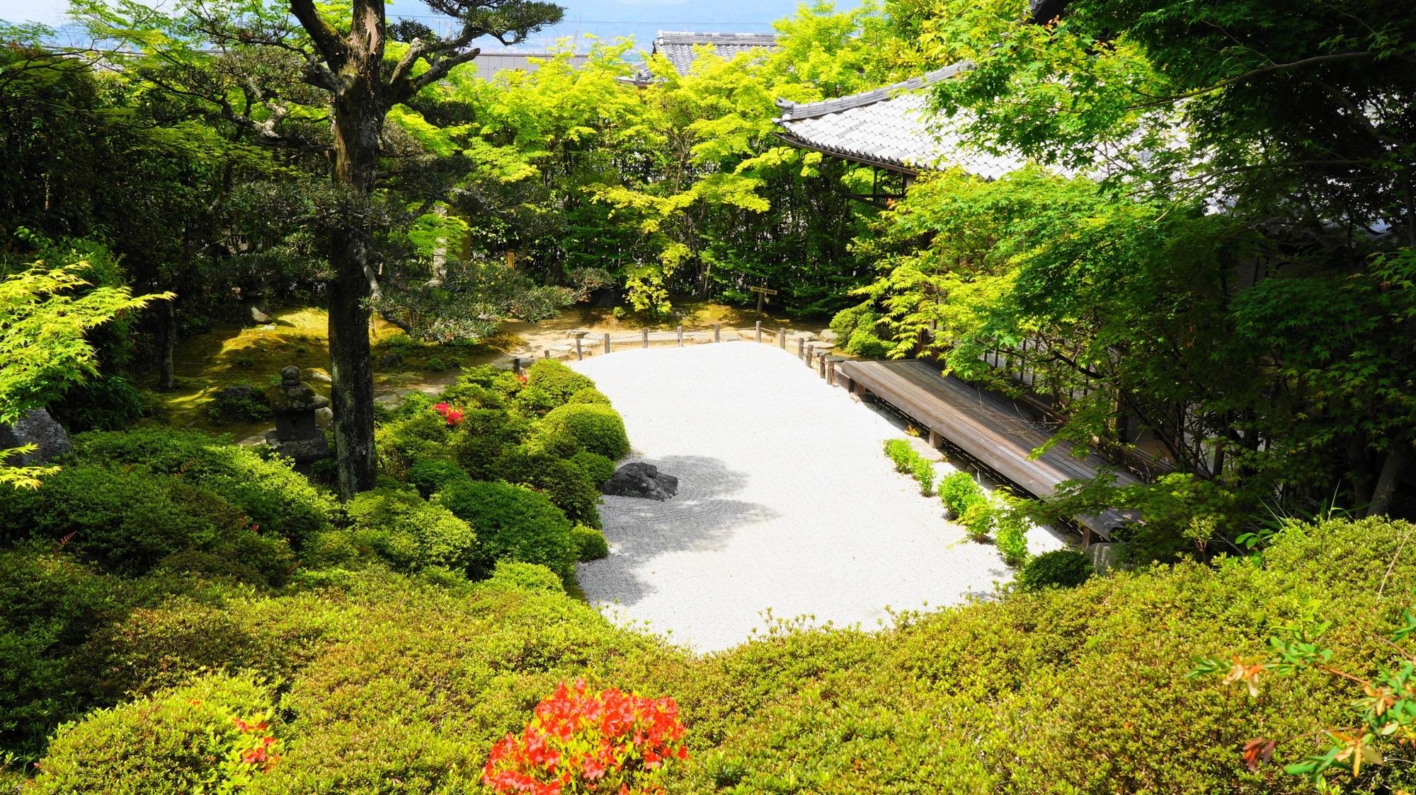 松尾芭蕉と与謝蕪村縁のお寺 金福寺(こんぷくじ)