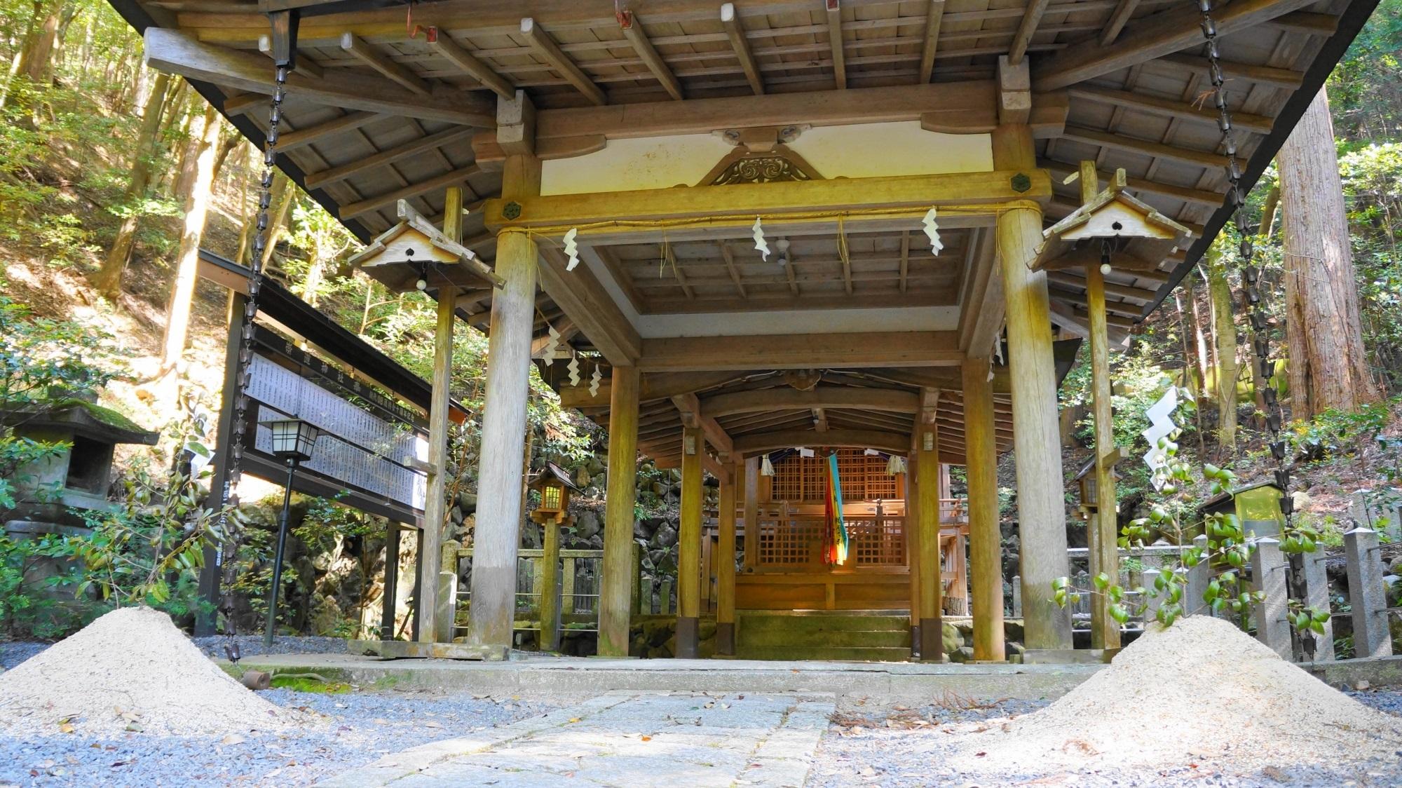 崇道神社(すどう神社)
