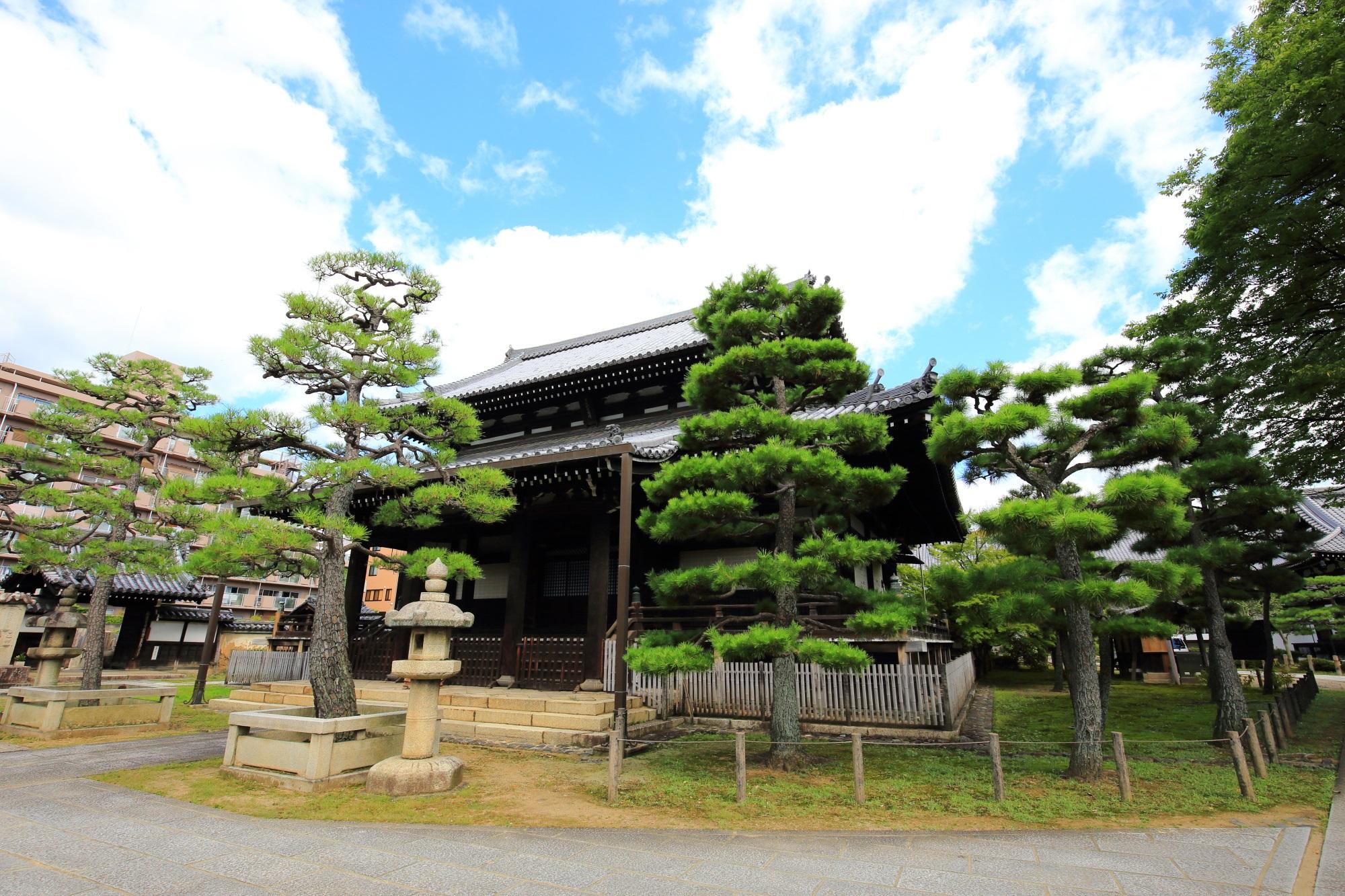 浄福寺の本堂