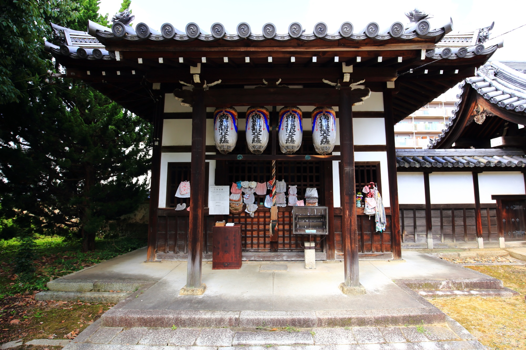 浄福寺の地蔵堂