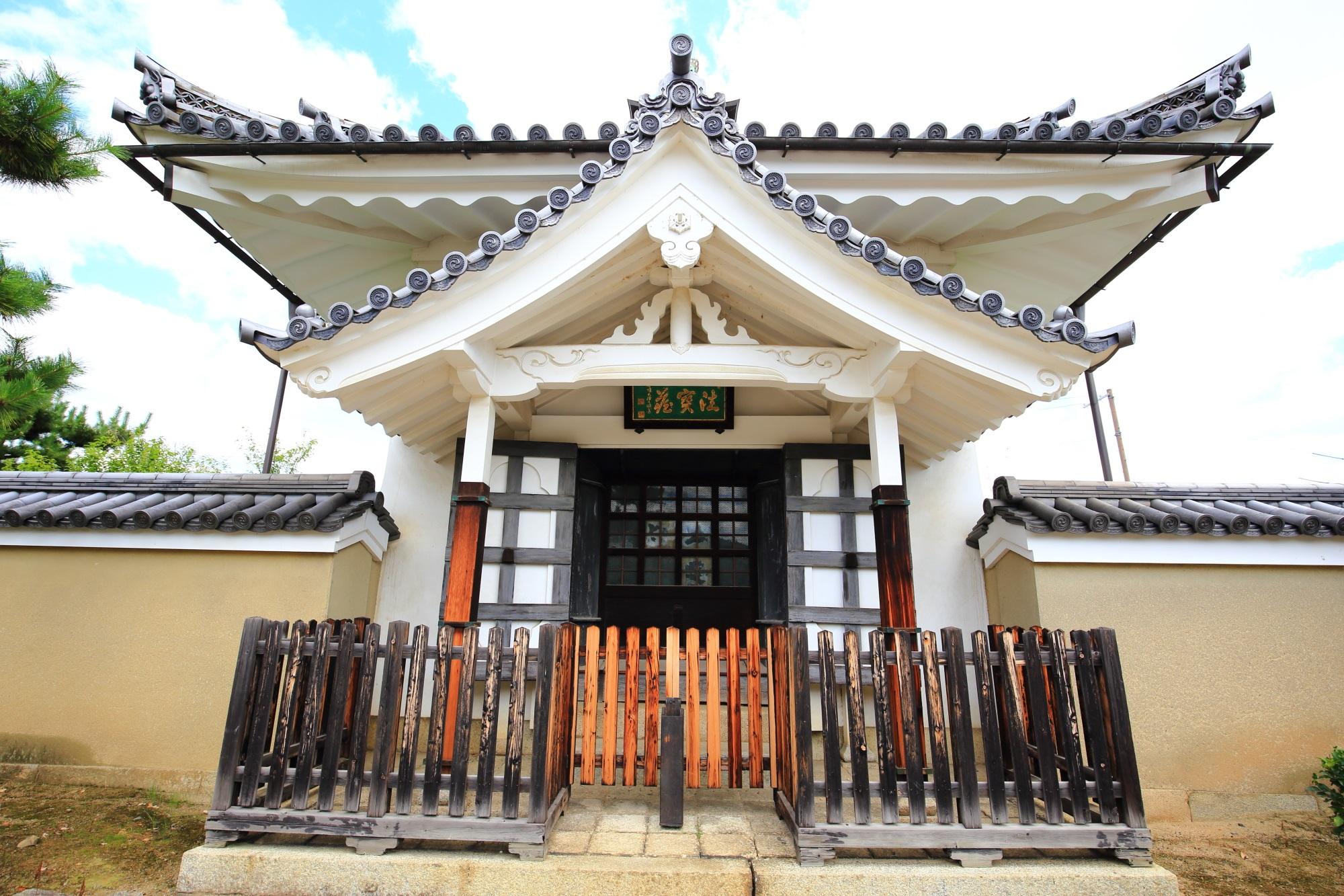 浄福寺の宝蔵