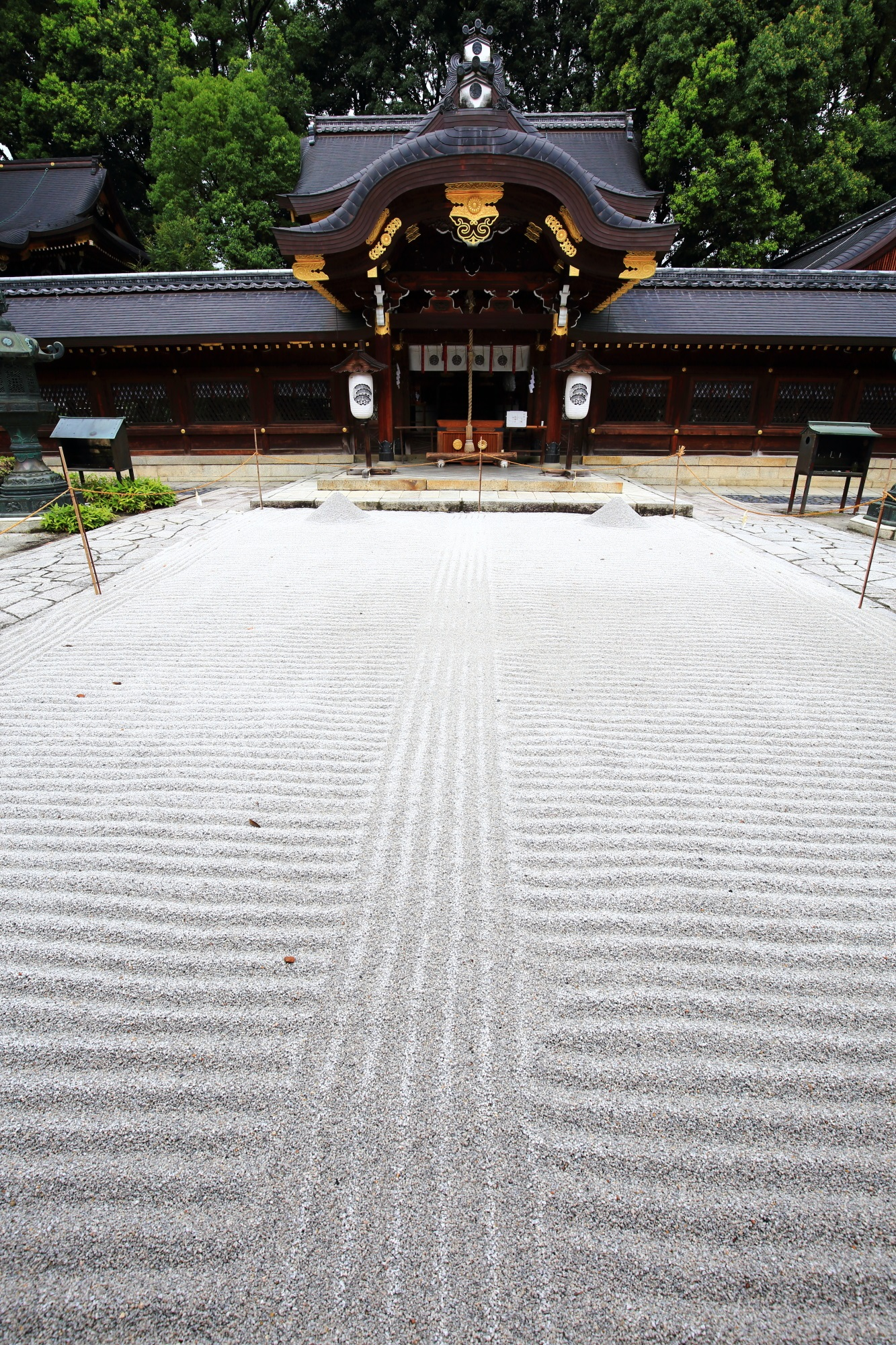 Imamiya shrine Kyoto