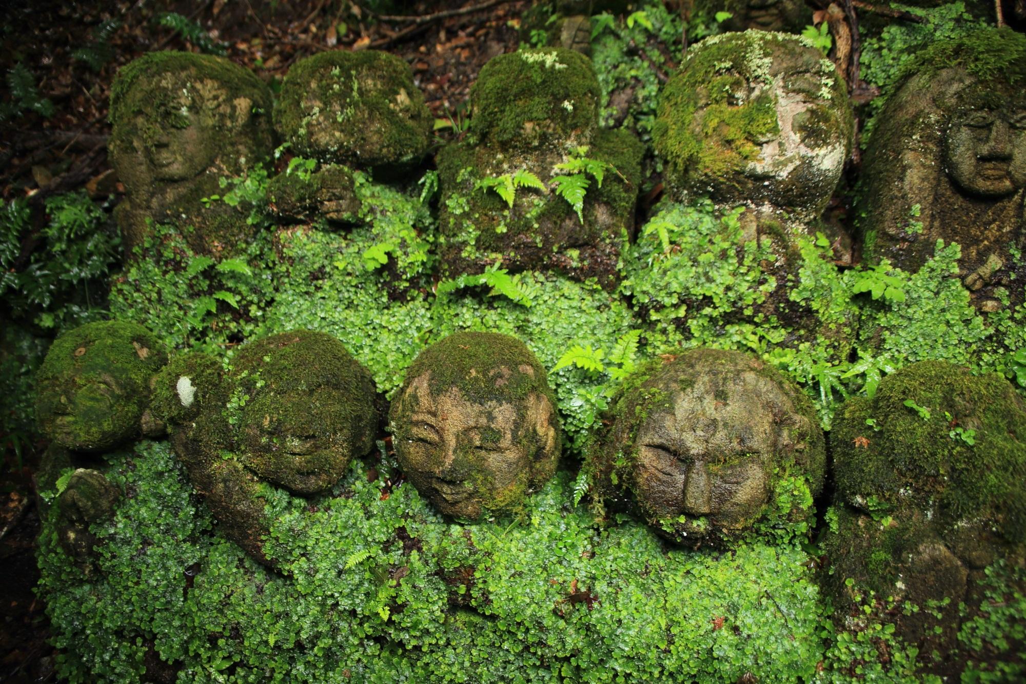 愛宕念仏寺の千二百羅漢
