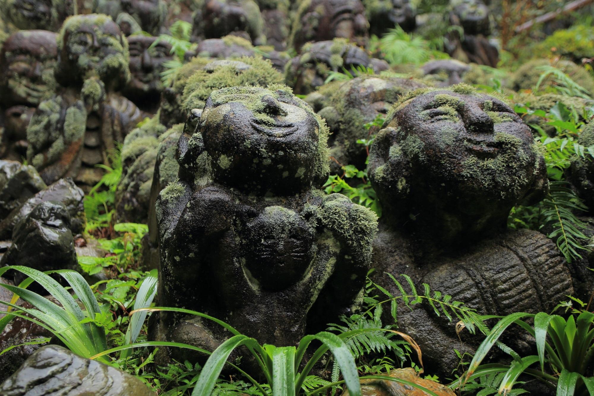 愛宕念仏寺 千二百羅漢