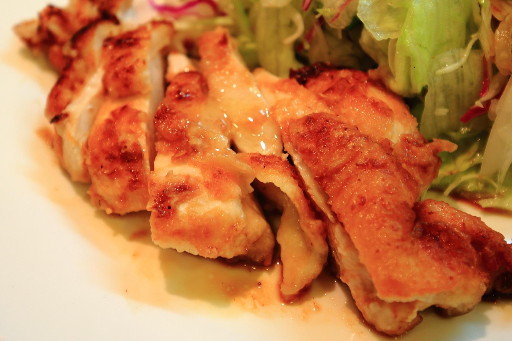 京都の安くて旨い店 サンチョの若鶏のグリルチキン