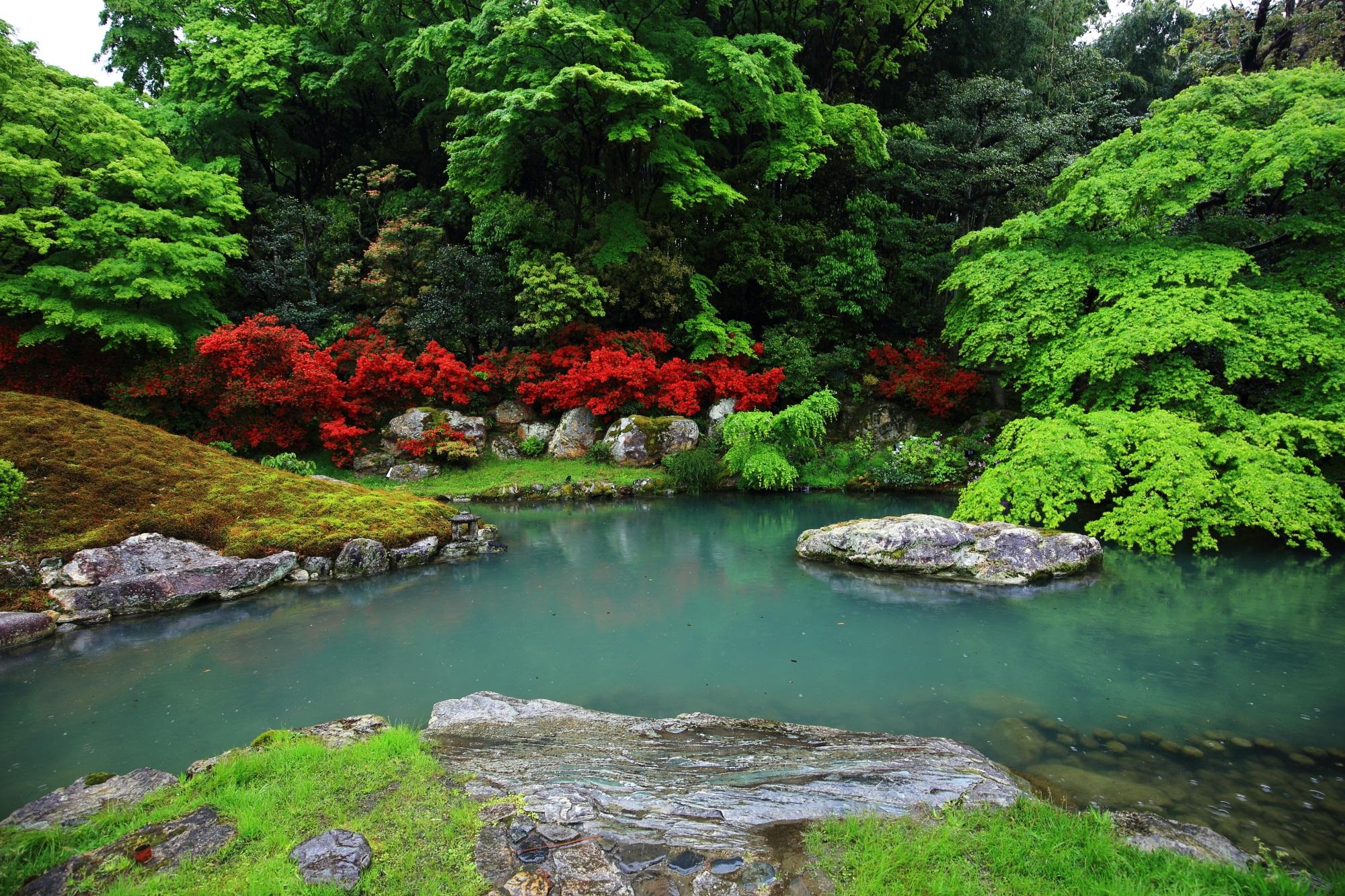 普通に凄い絶品の庭園と景色