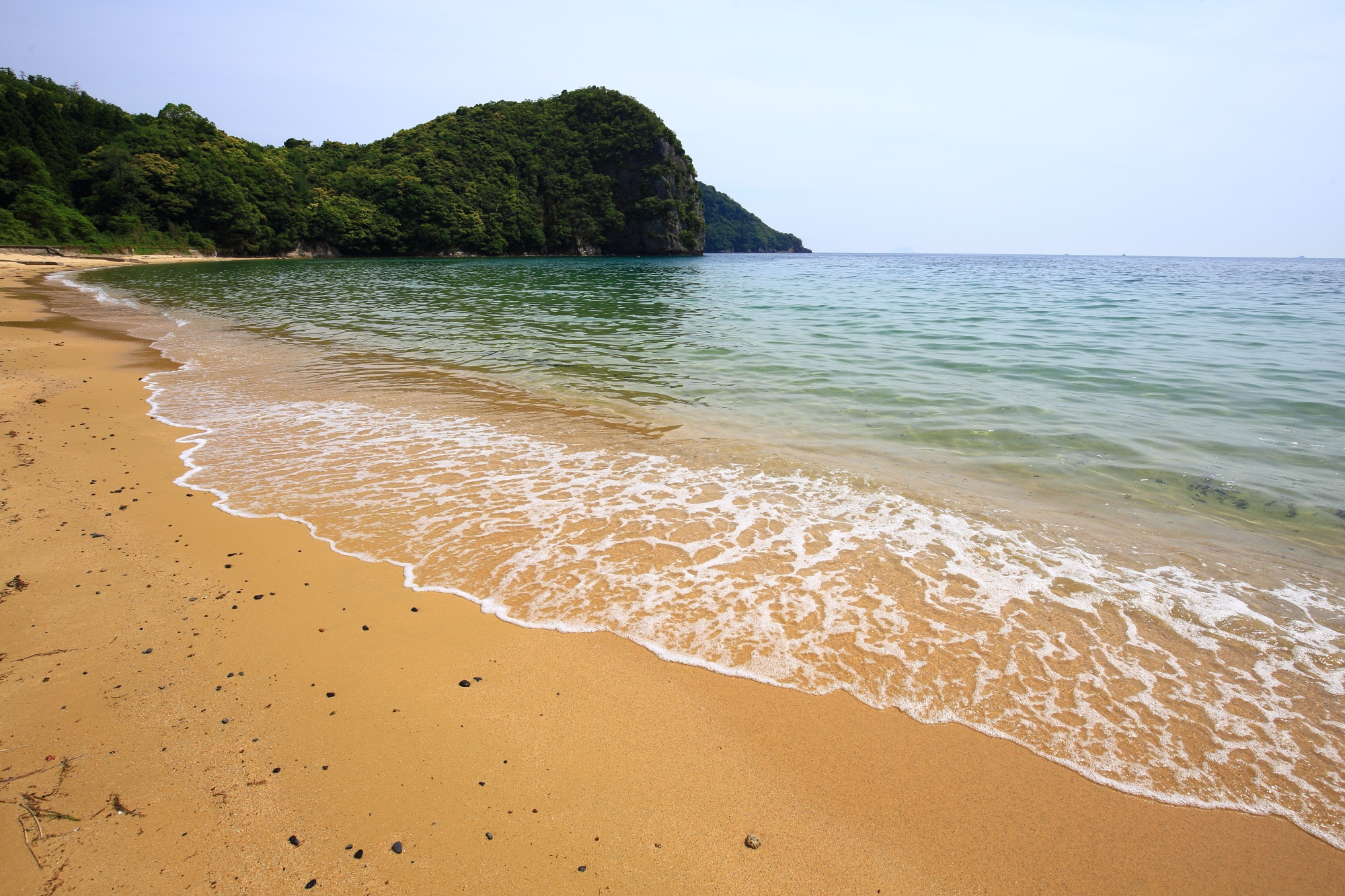 Kyoto Miyazu Oppama-kaigan Coast