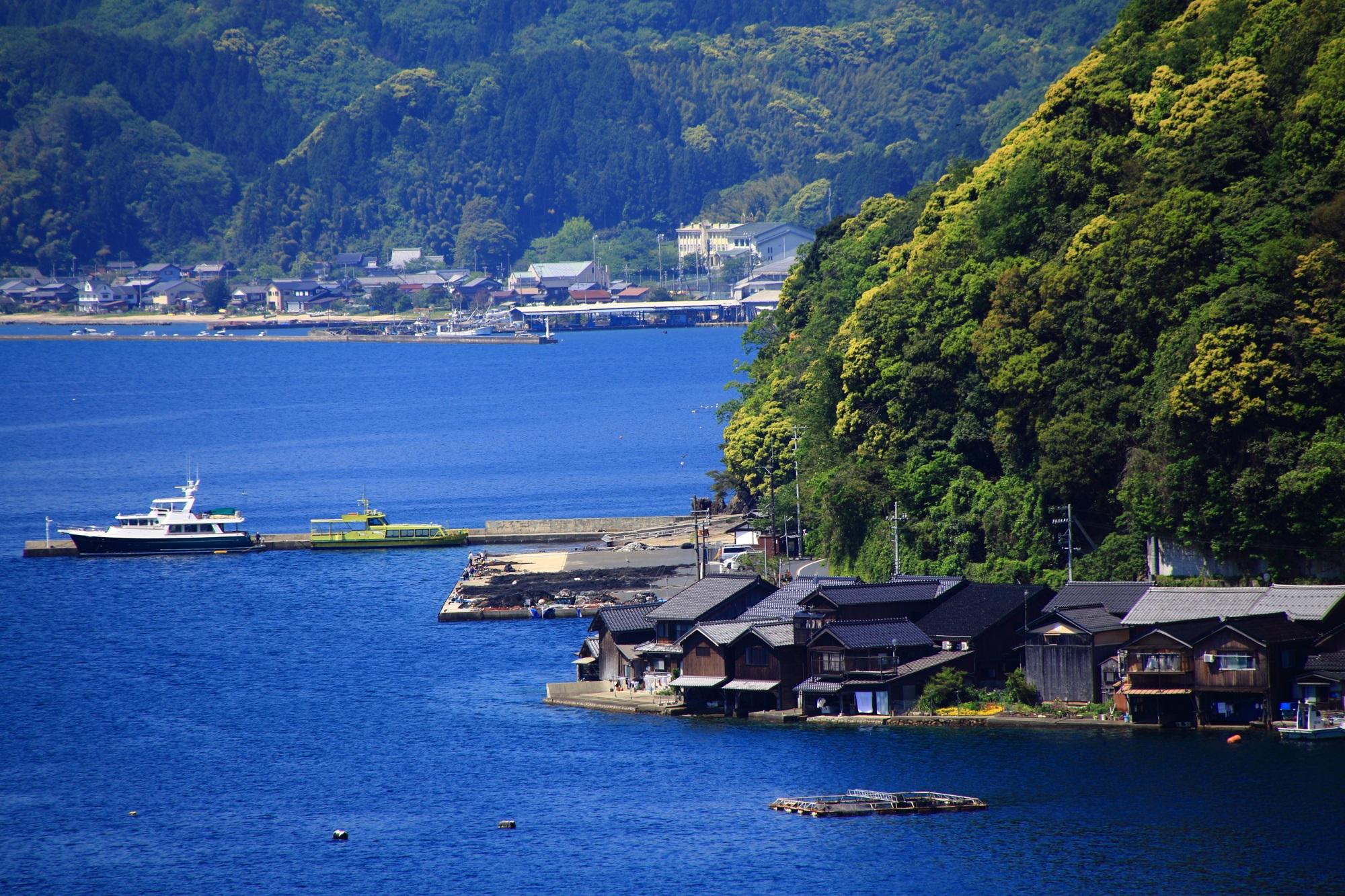 Inenofunaya Sea Ine-wan Kyoto