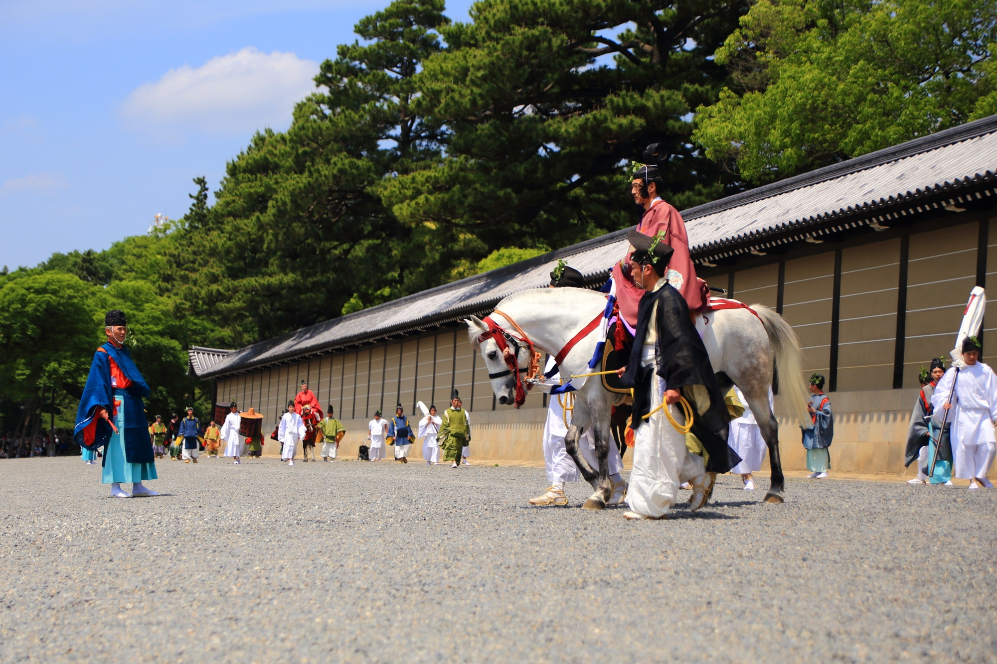 Kyoto Aoi-Festival Japan