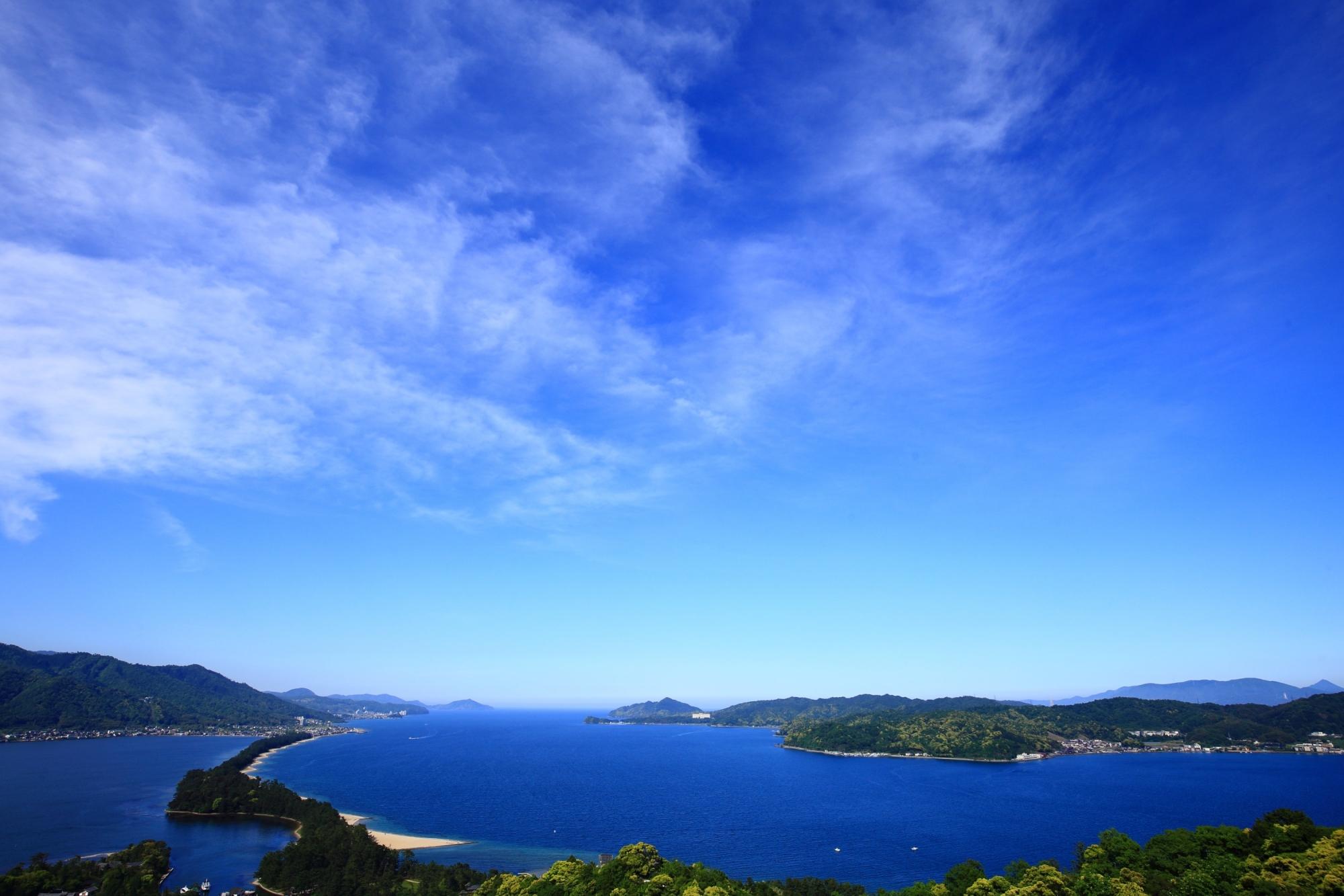高画質 天橋立 写真 日本三景