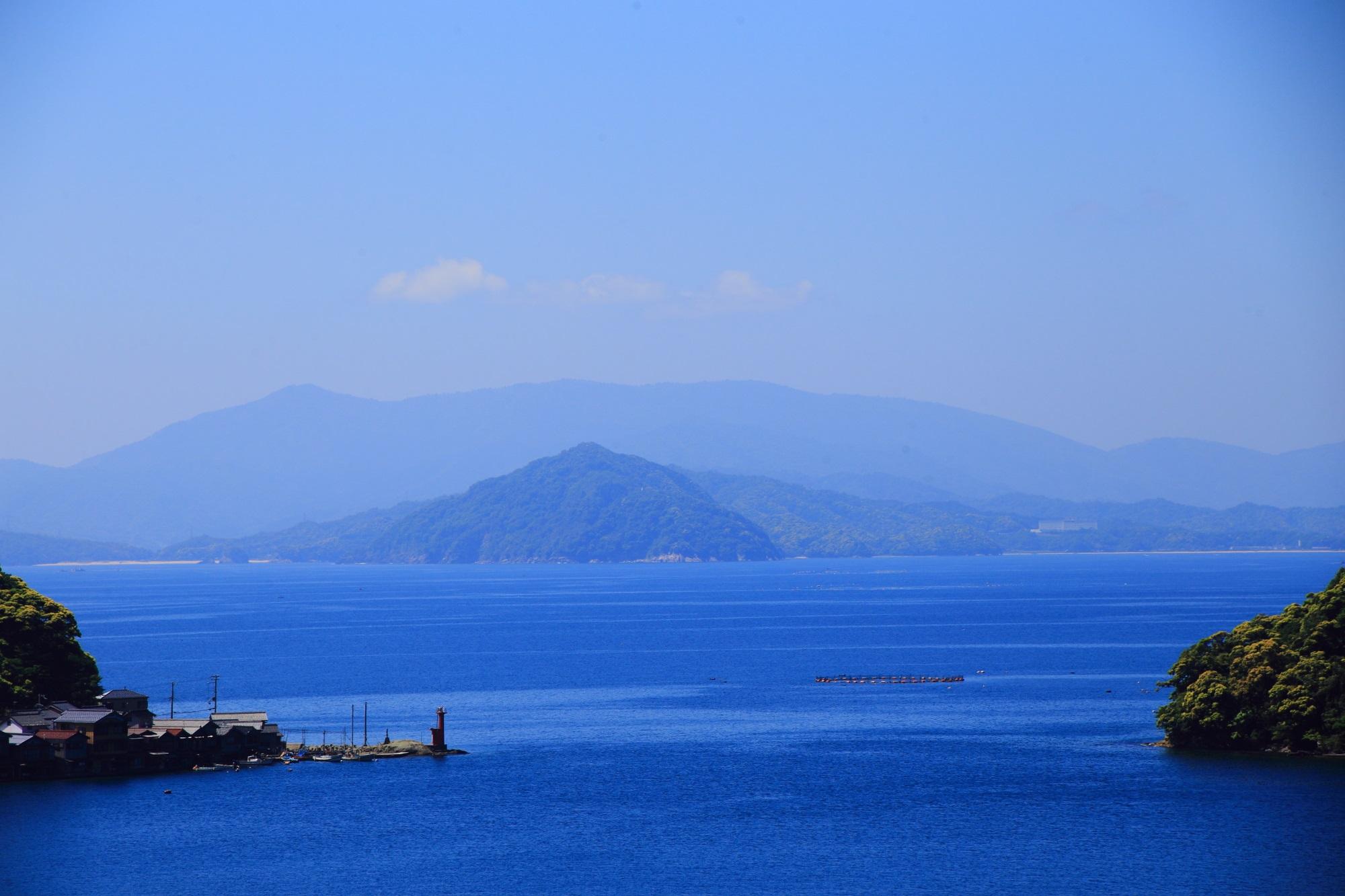 まだまだ知られていない海の京都の青の絶景
