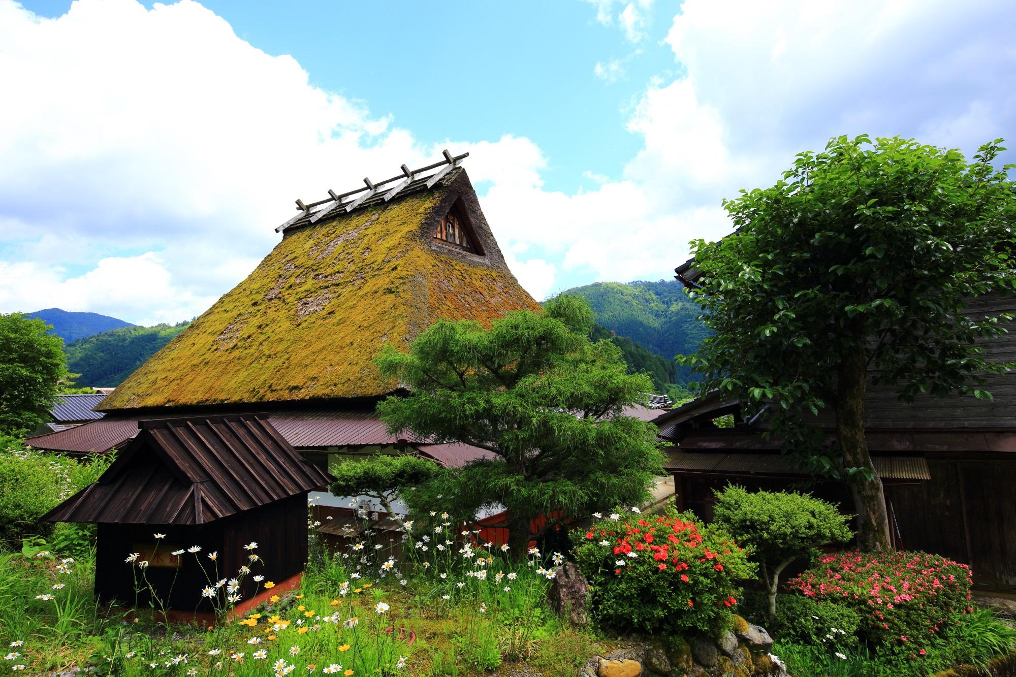 Kyoto Miyama-cho Kayabukinosato