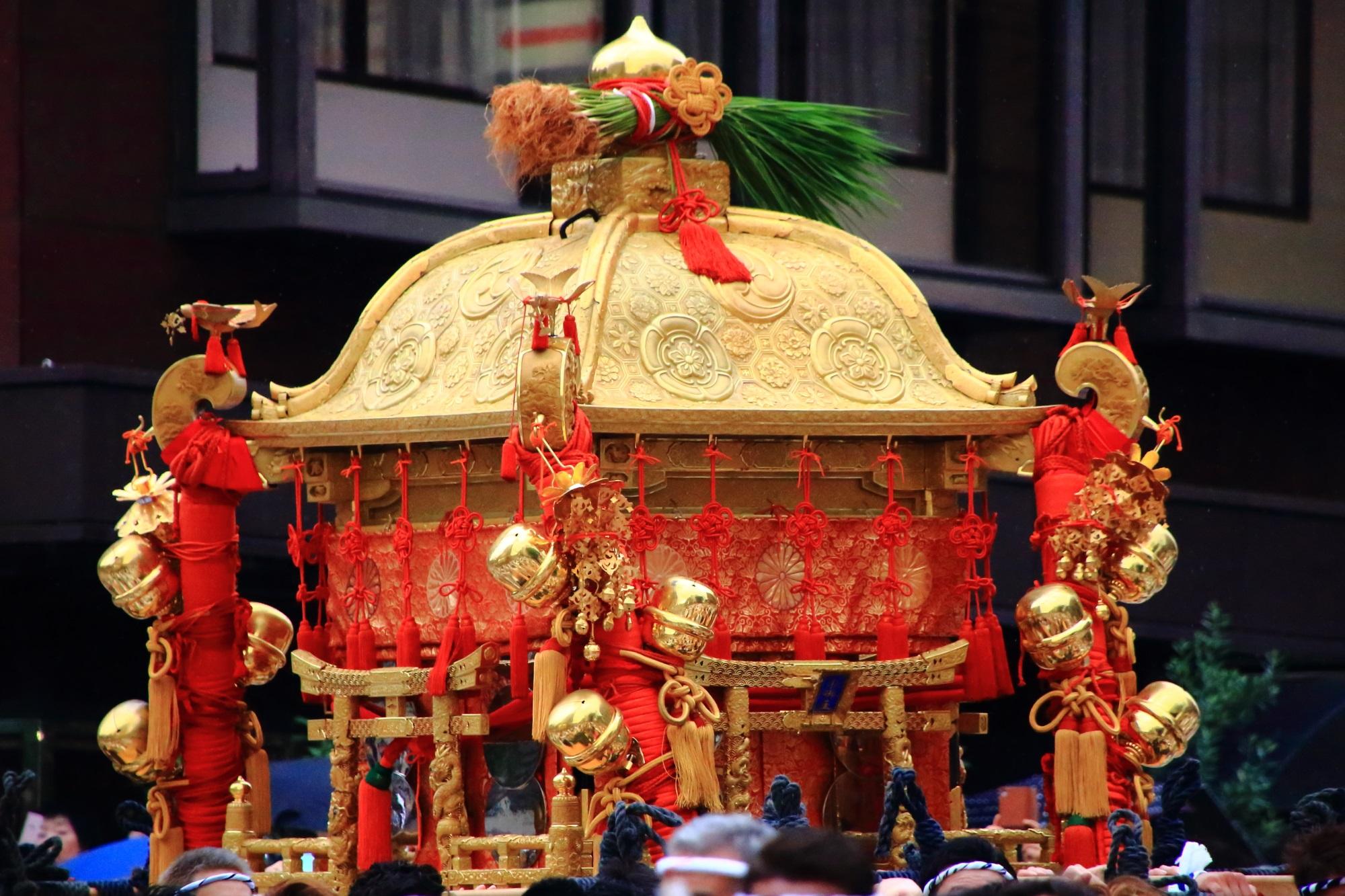 神輿 祇園祭 神幸祭 日本三大祭