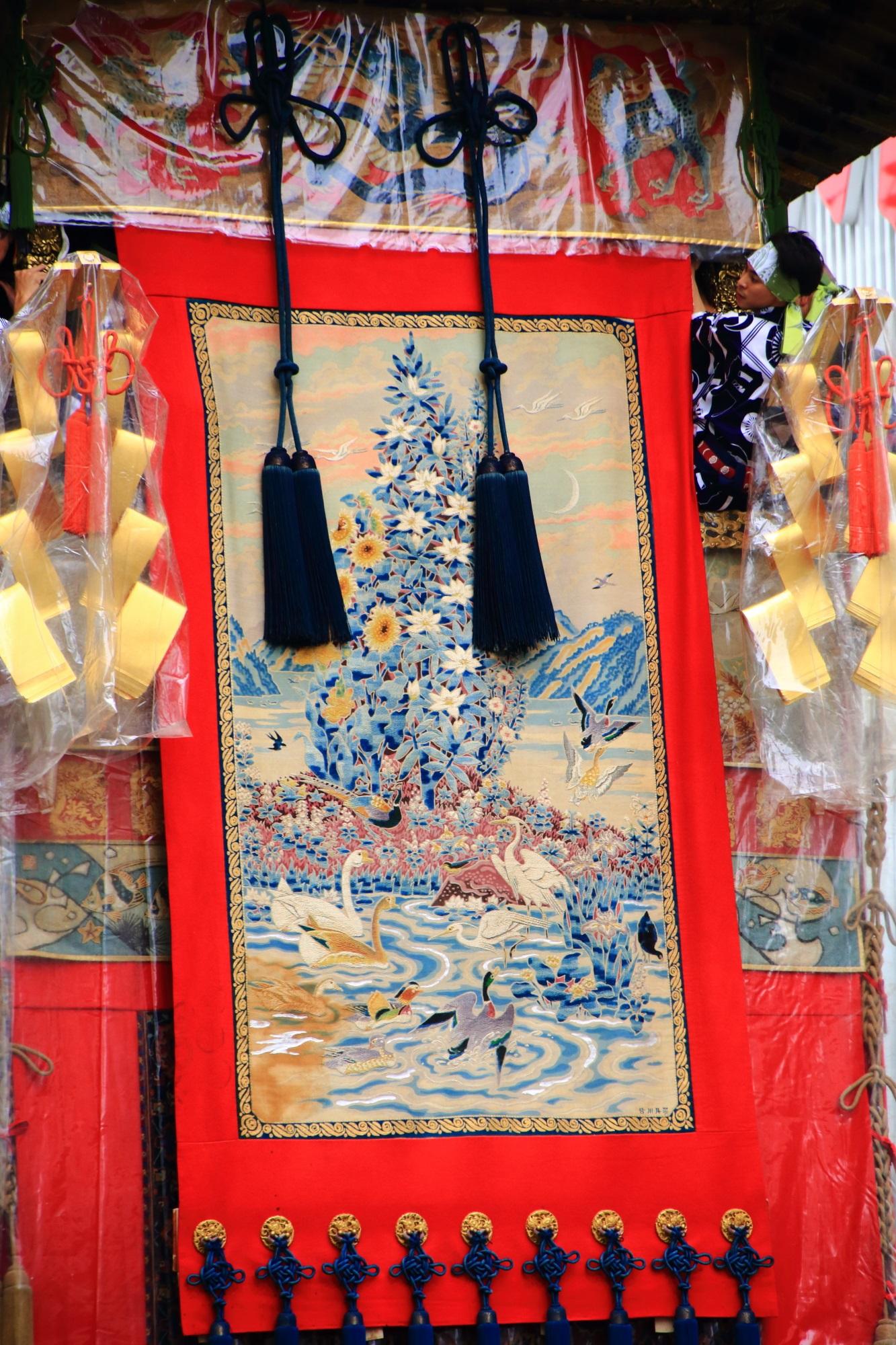 月鉾 見送り 祇園祭 山鉾巡行