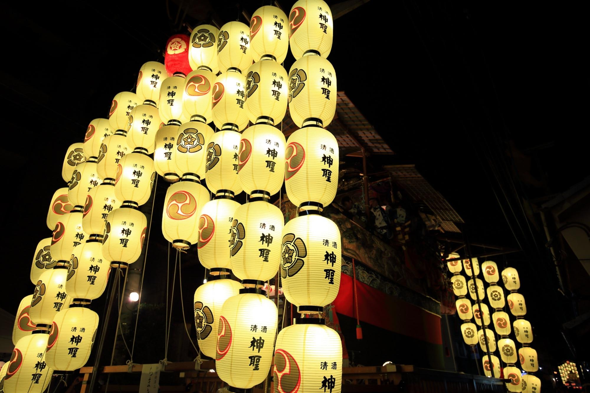 宵山 祇園祭 船鉾 夏の風物詩