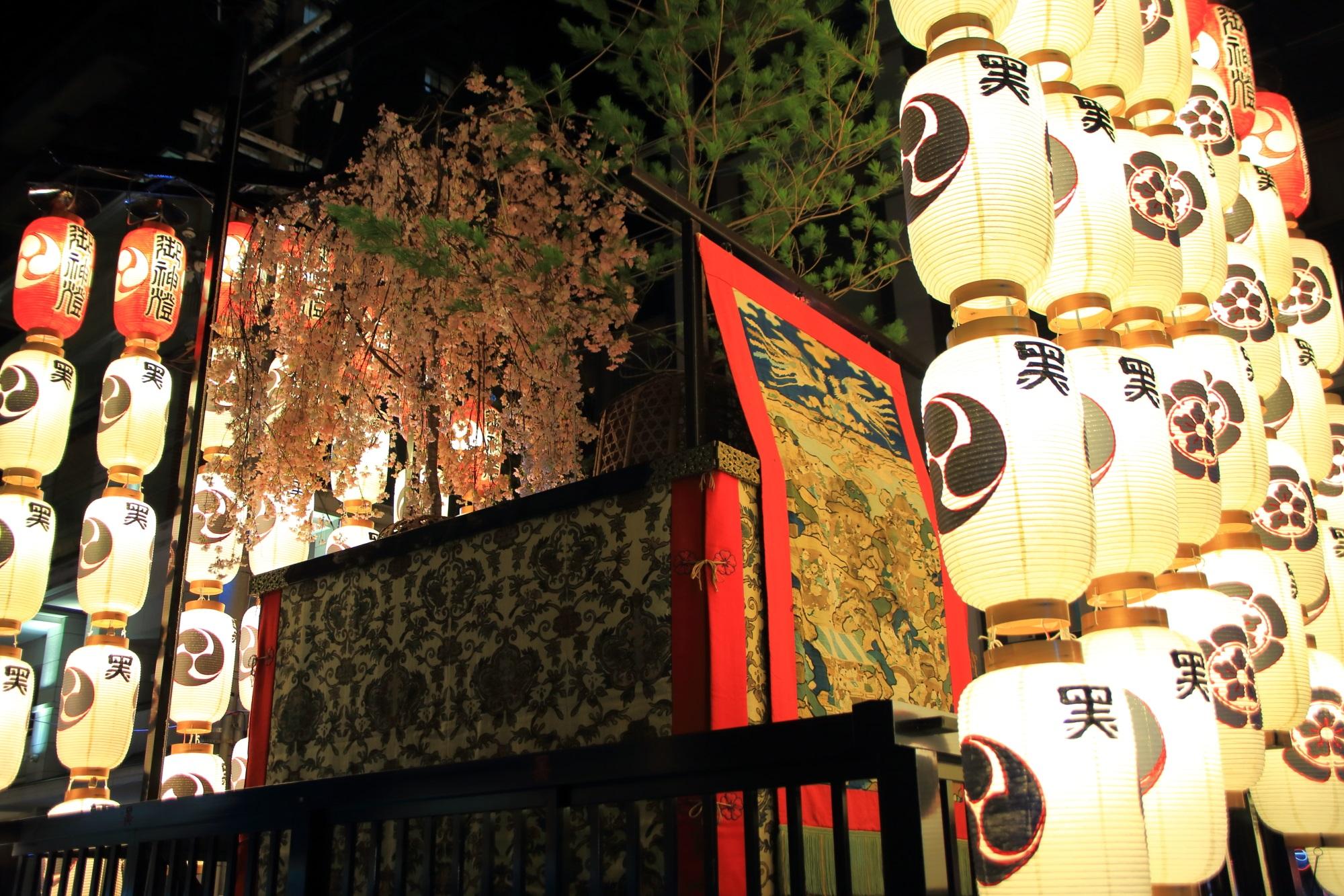Gion-Matsuri Yoi-Yama Kyoto Koronushi-Yama
