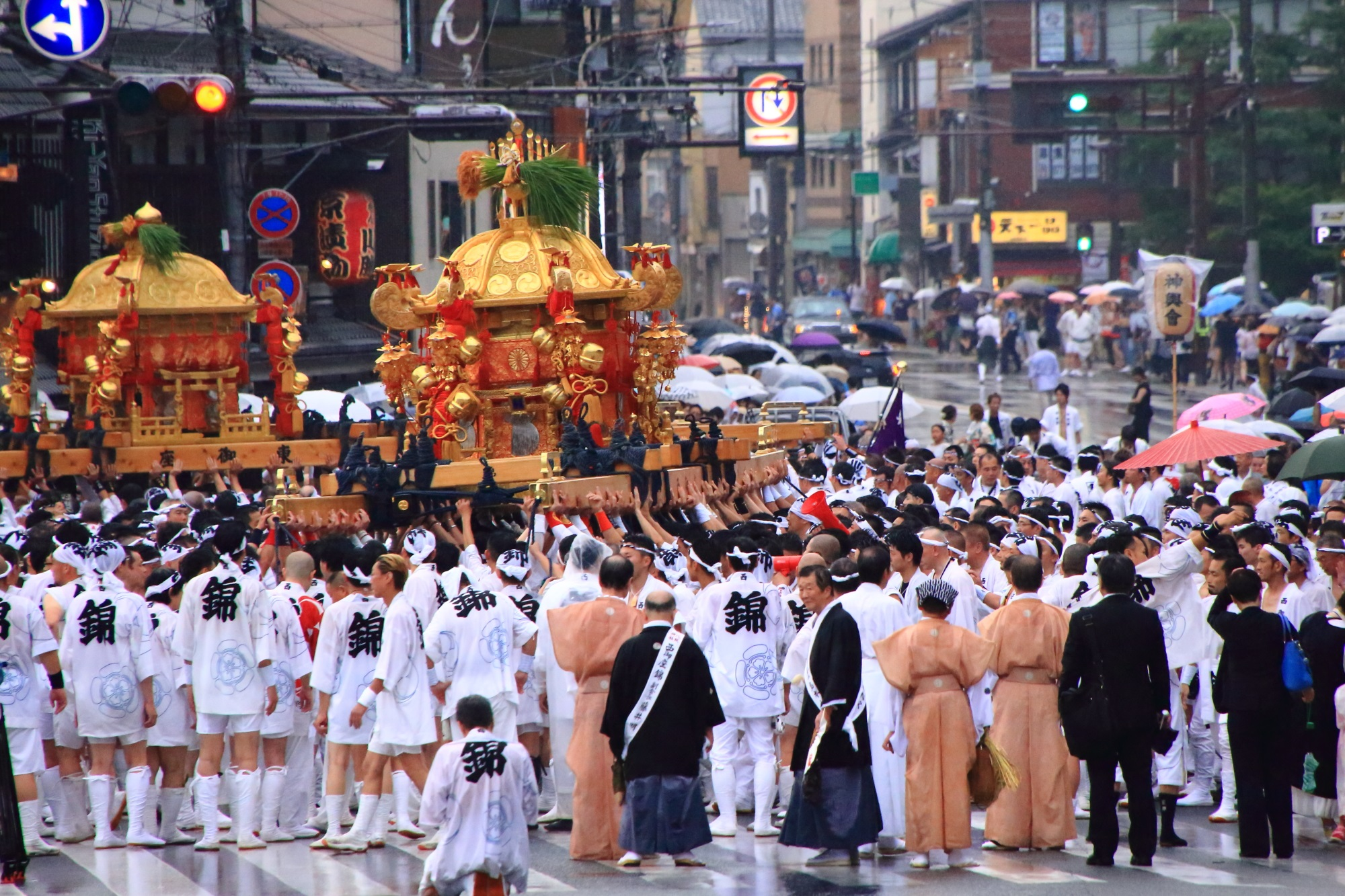 神幸祭 写真 高画質 祇園祭 夏
