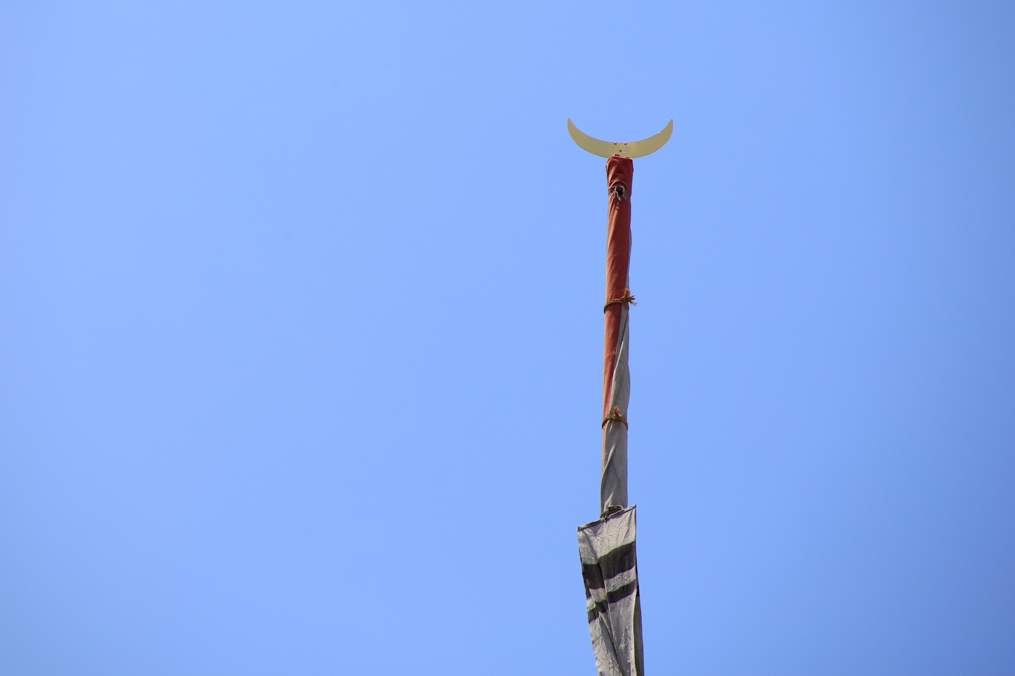 鉾頭 高画質 祇園祭 写真 月鉾