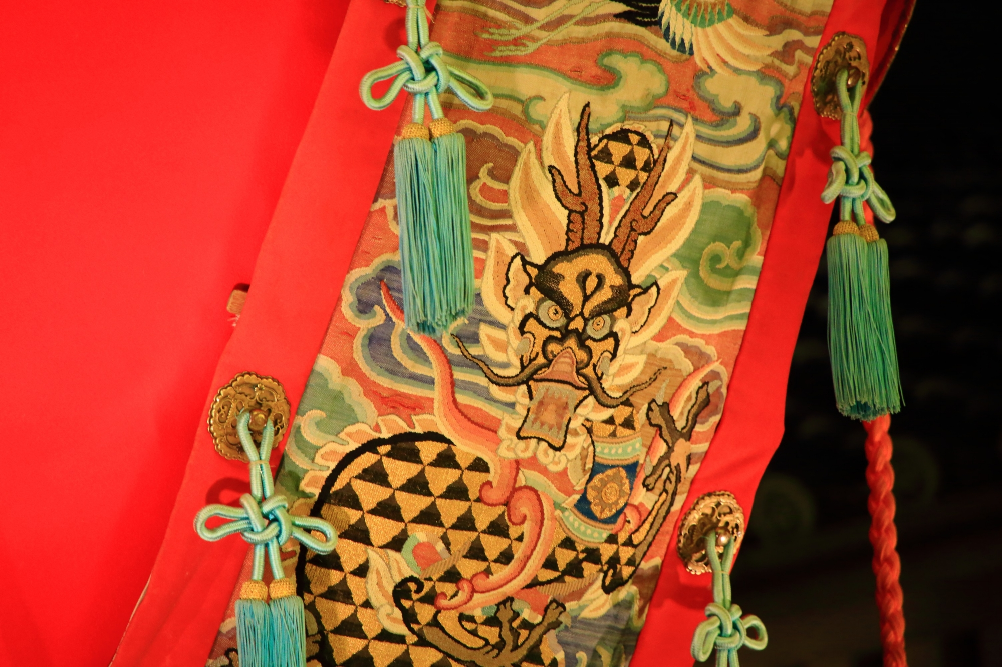 日本三大祭の祇園祭の宵山の船鉾