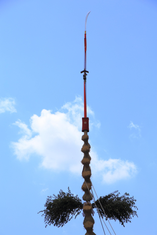 長刀鉾 祇園祭 夏 日本三大祭