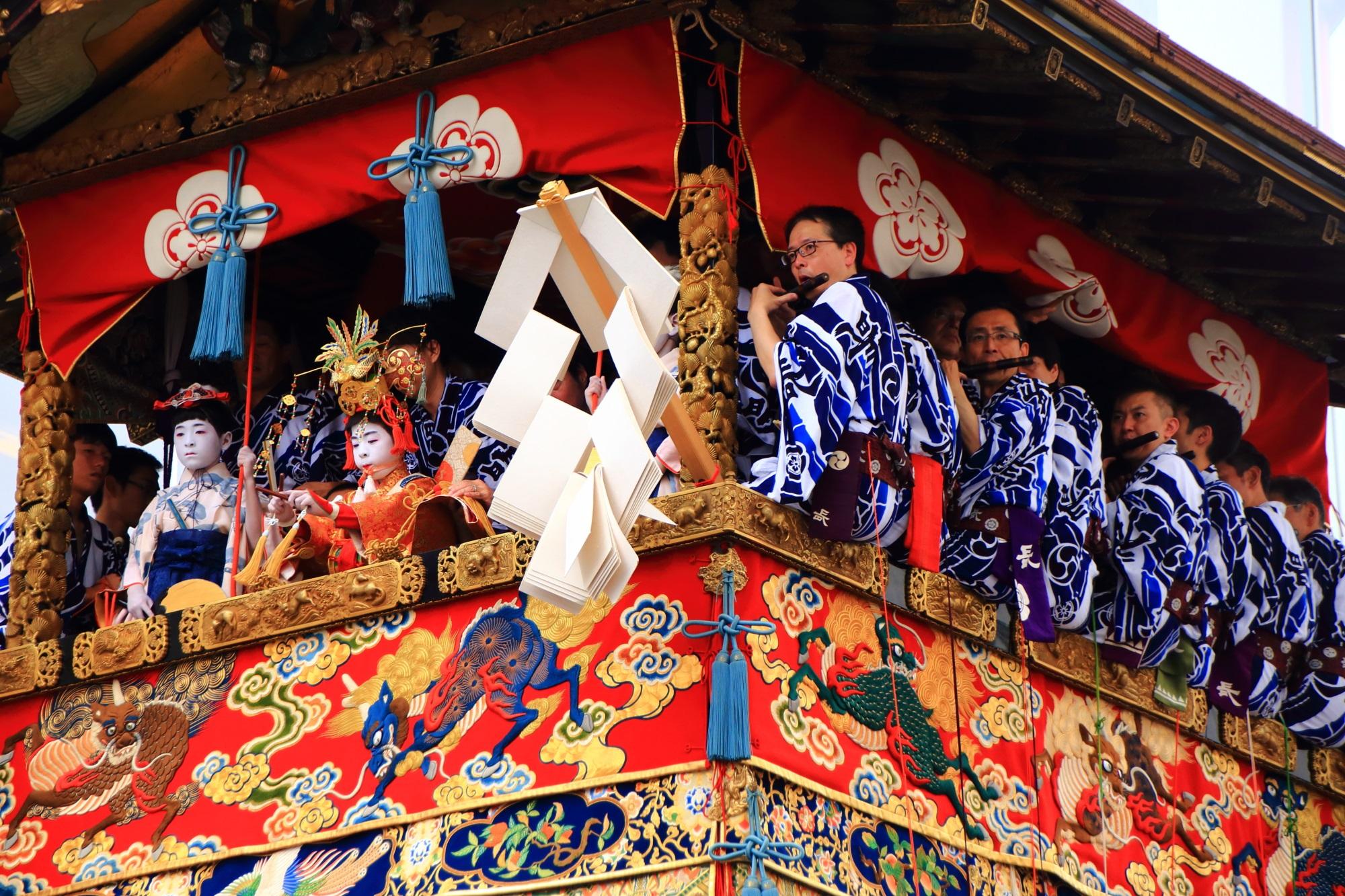 なぎなたほこ 祇園祭 山鉾巡行 日本三大祭