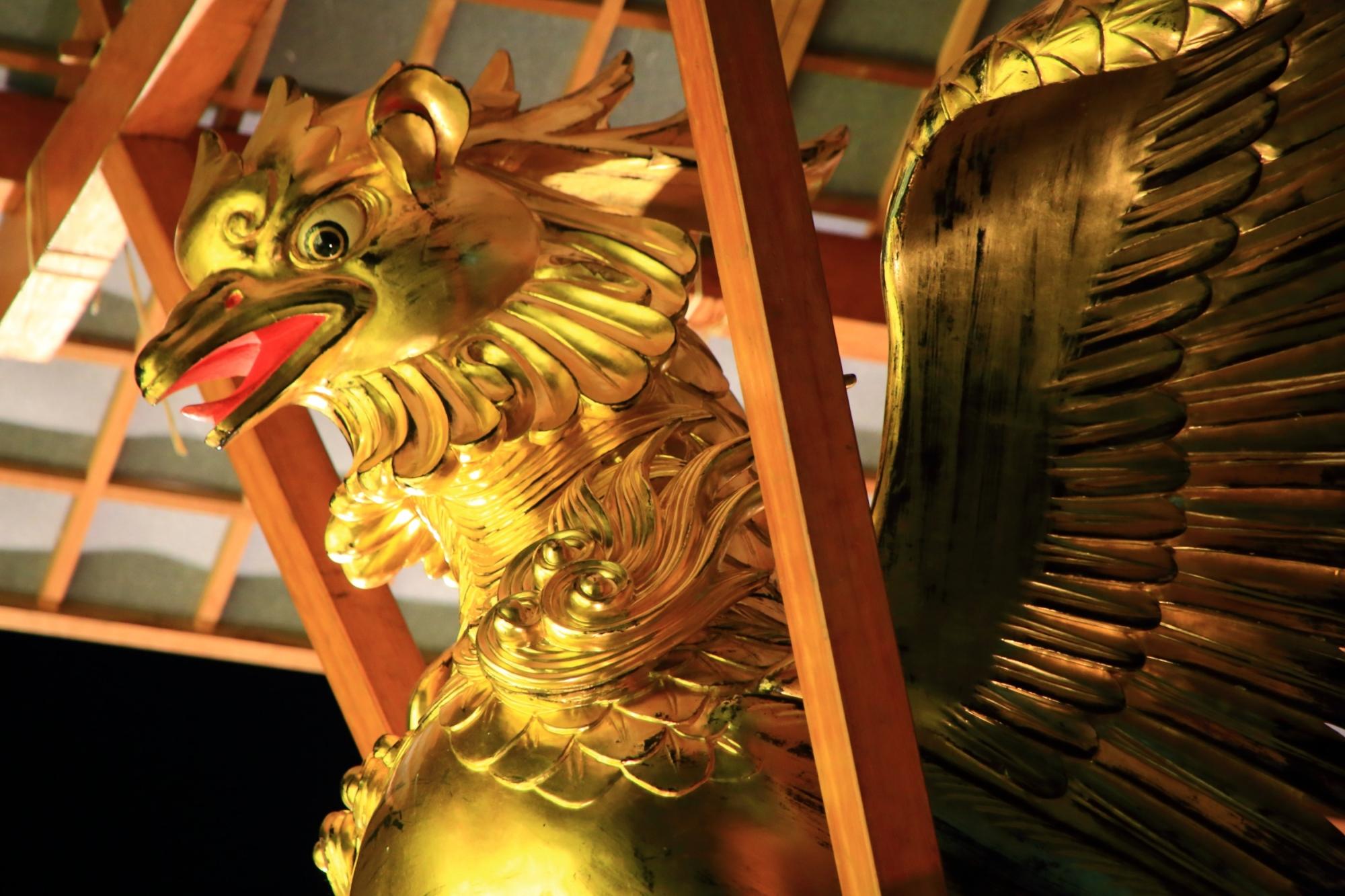 京都三大祭の祇園祭の宵山の船鉾