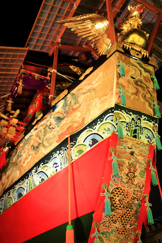 祇園祭 宵山 船鉾 夏 日本三大祭