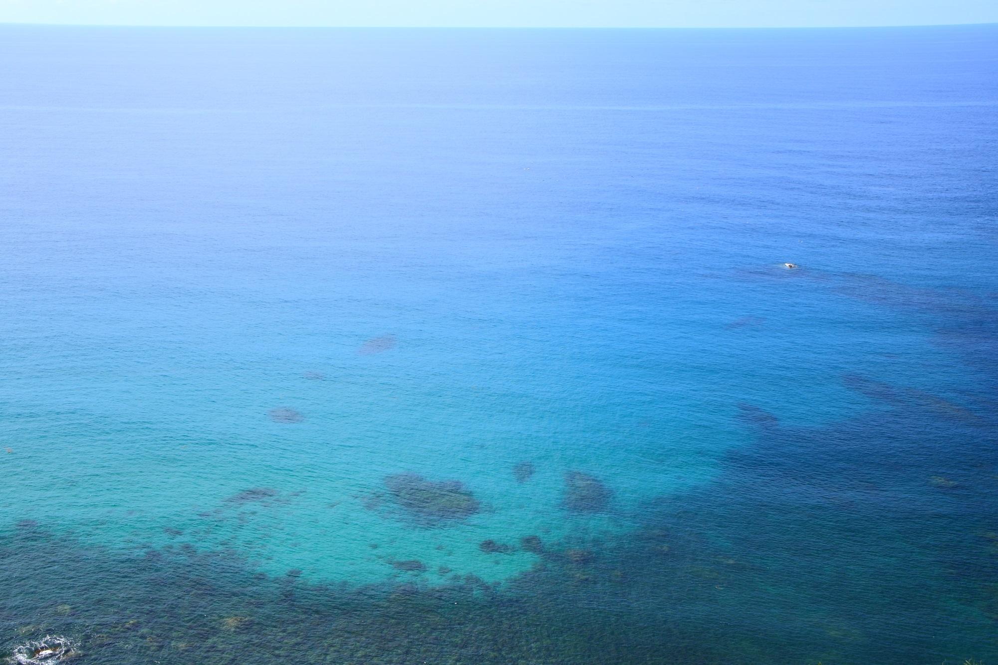 犬ヶ岬の京都とは思えない美しい日本海