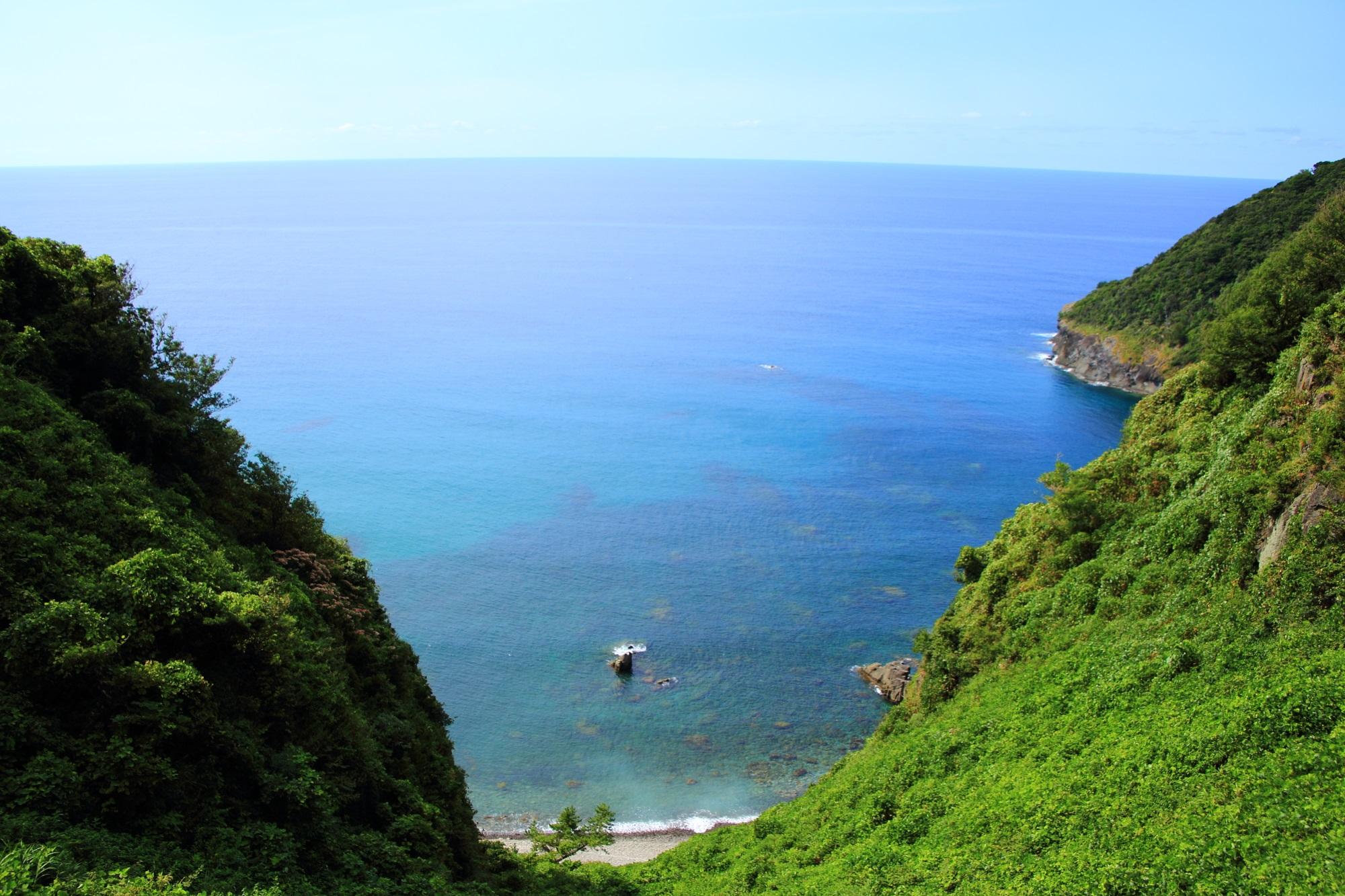 犬ヶ岬と京丹後の海の素晴らしすぎる情景