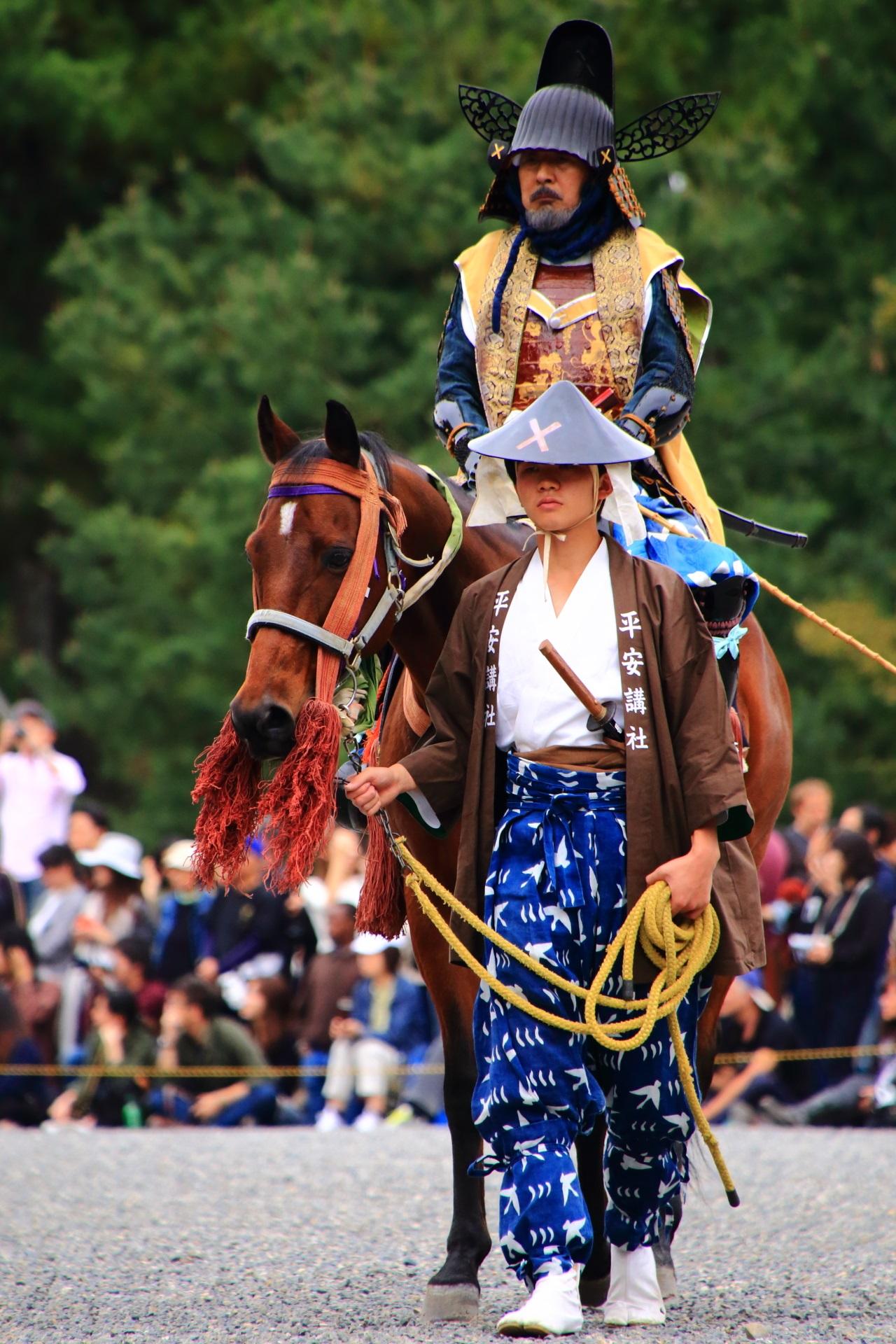 Azuchimomoyamaji-jidai Jidai-Festival Kyoto