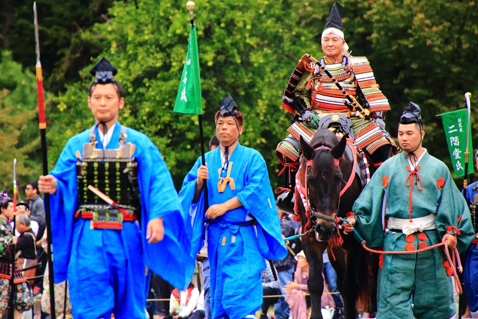 Kyoto Jidai-Matsuri Muromachi-jidai