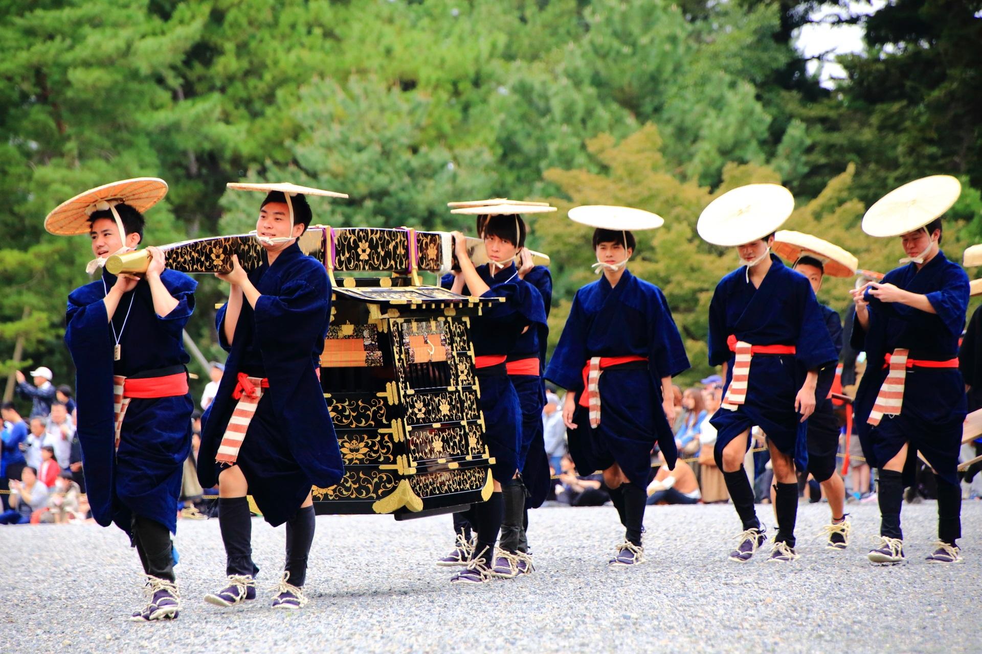 時代祭の江戸時代