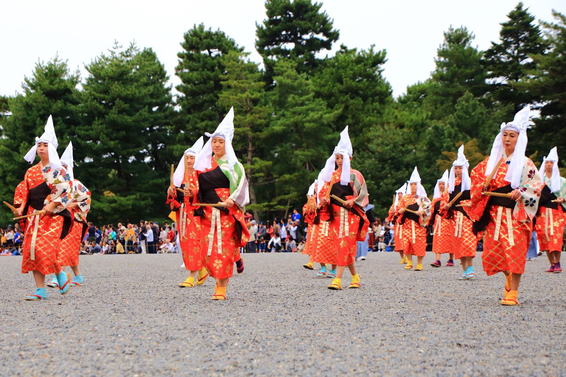 Muromachi-jidai Jidai-Festival Kyoto