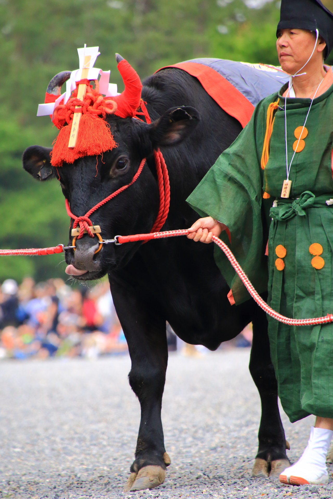 牛車 安土桃山時代 時代祭