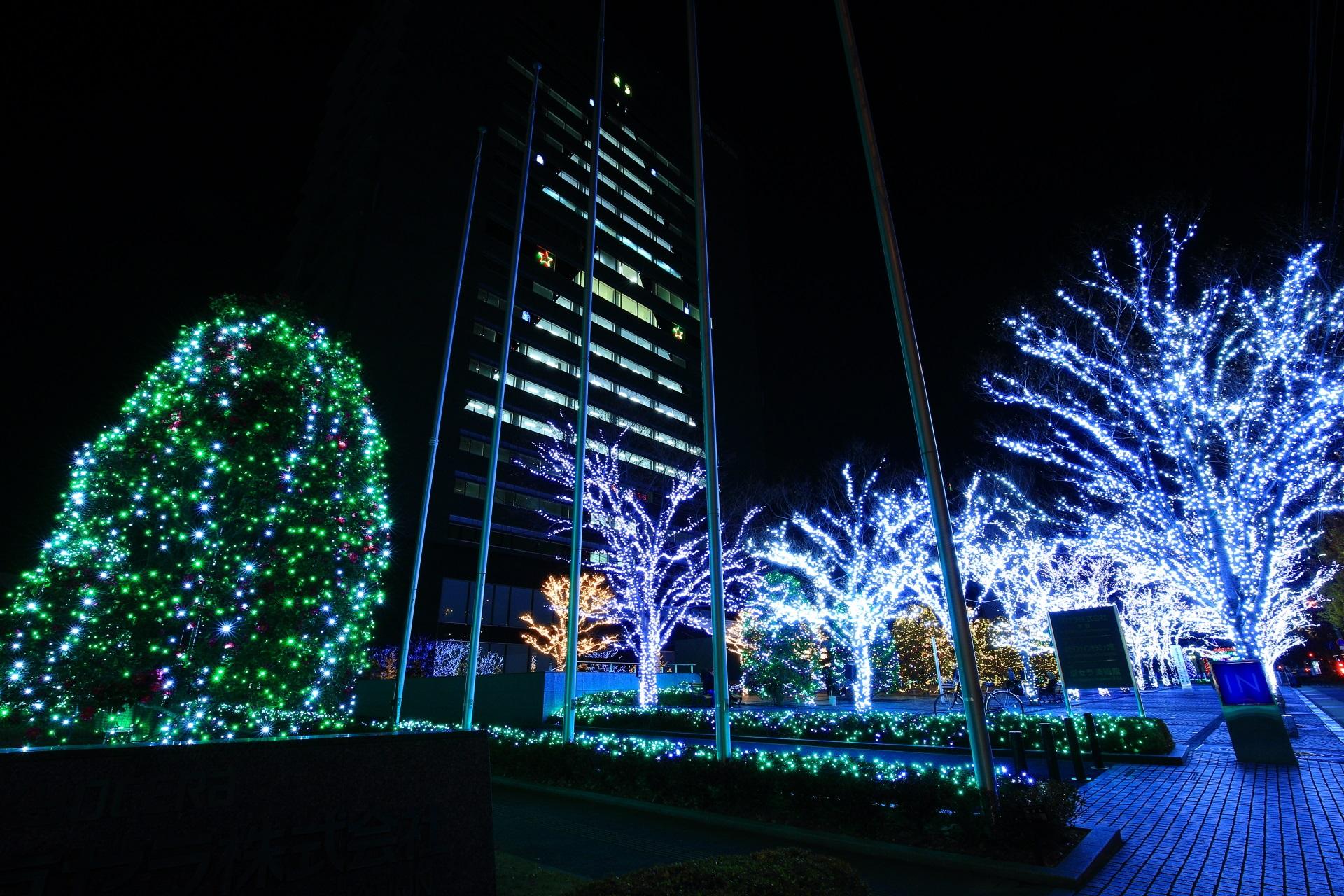 Kyoto kyocera illumination