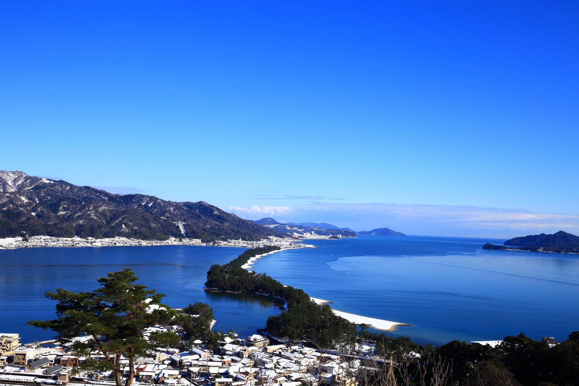 素晴らしすぎる日本三景の天橋立