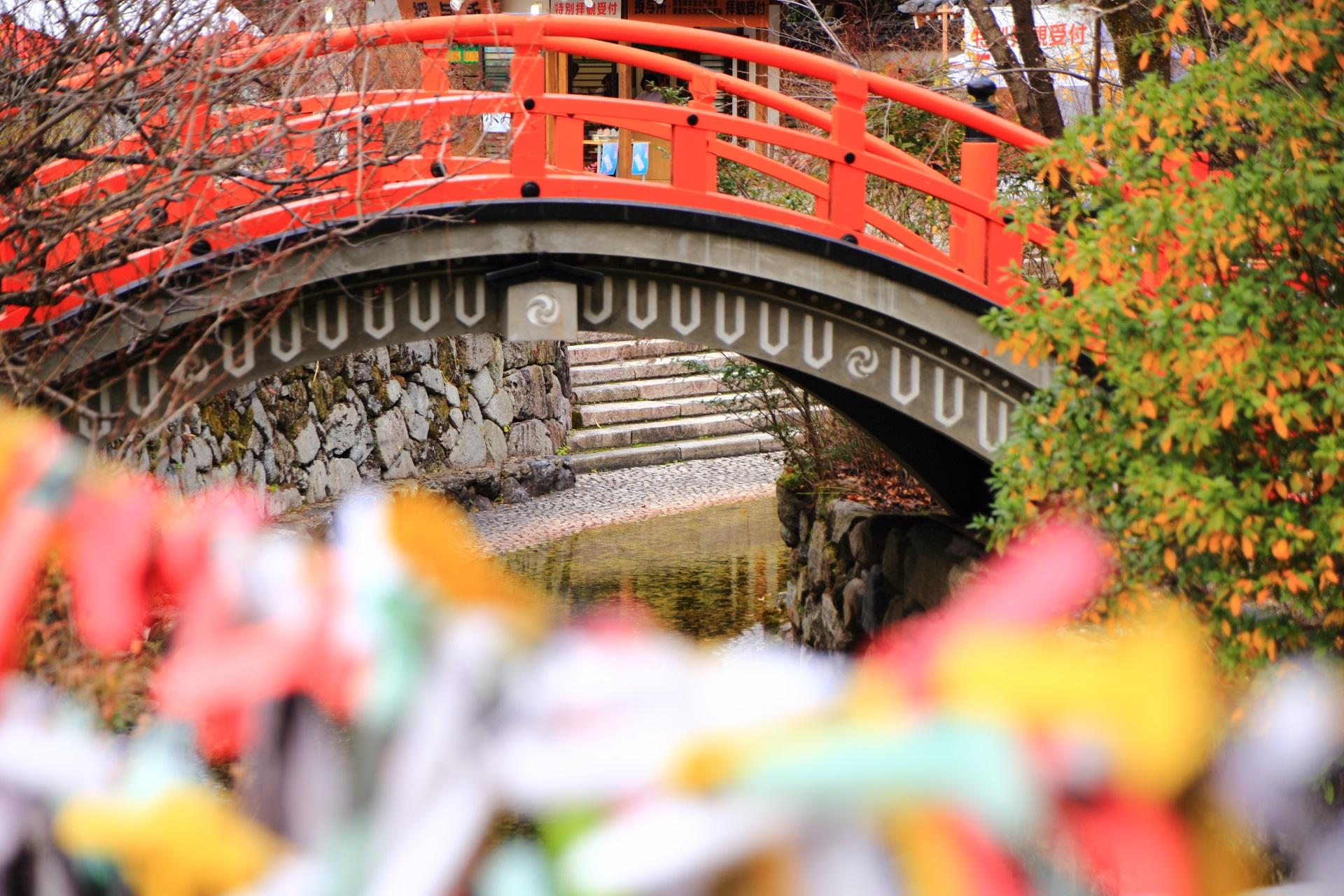 輪橋 そりはし おみくじ 下鴨神社