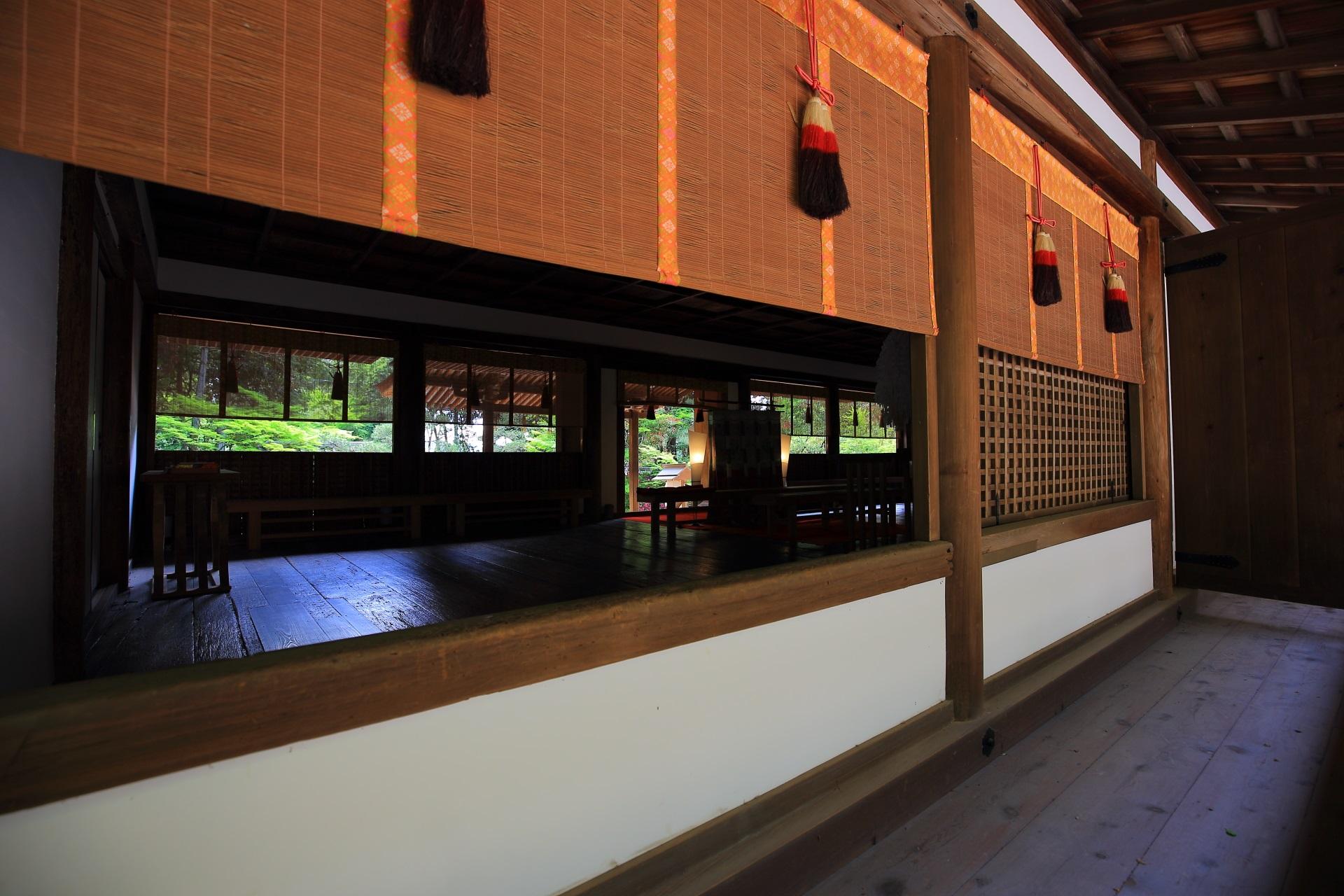 宇治上神社(うじかみじんじゃ)の拝殿