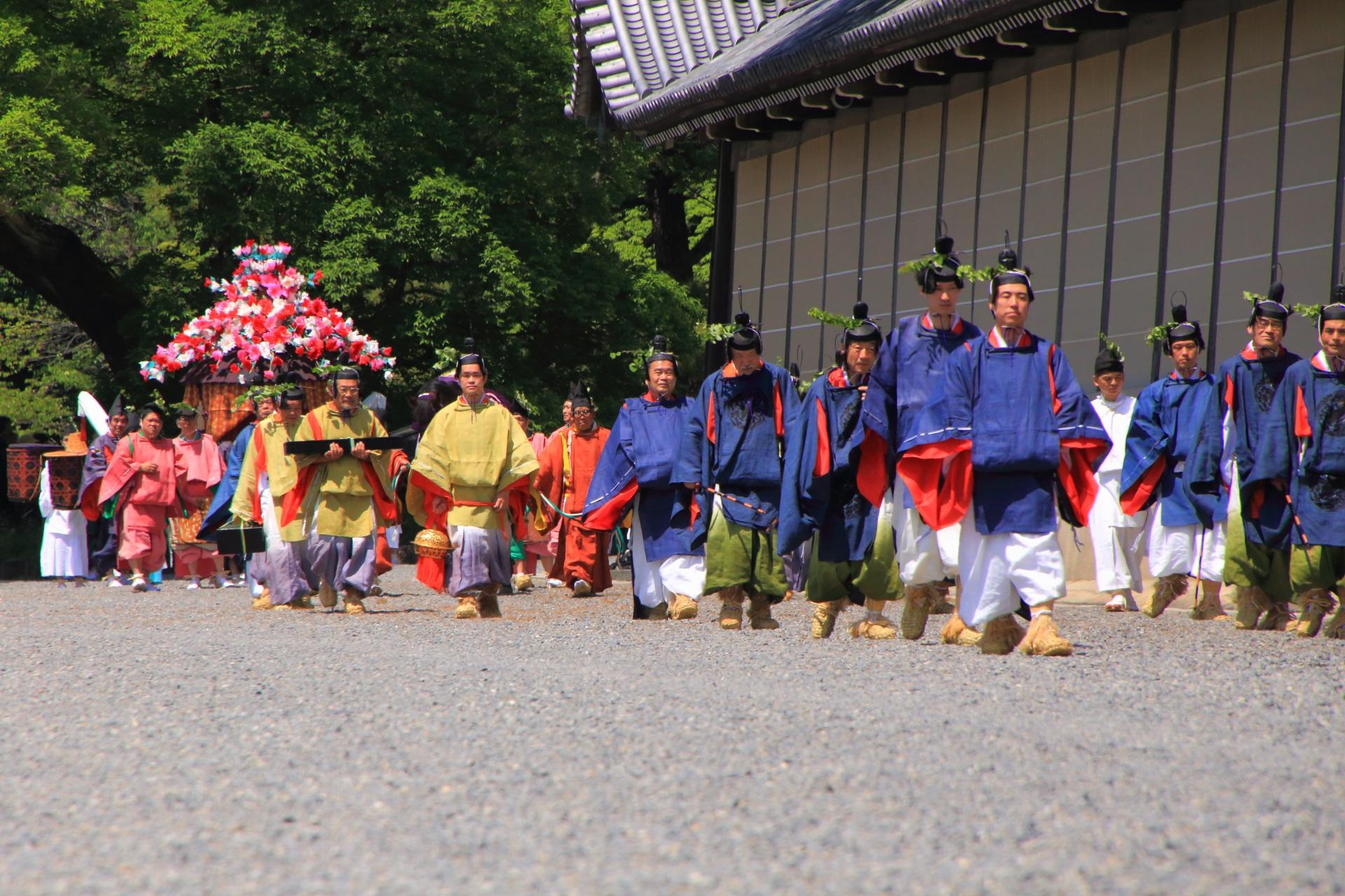 あおいまつり 京都三大祭