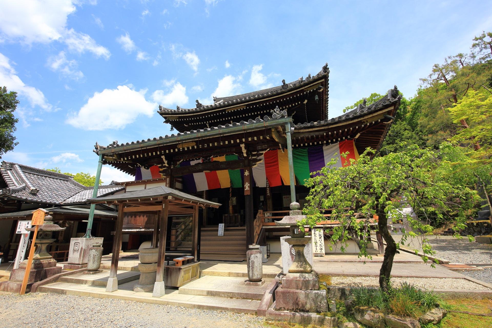 本堂 今熊野観音寺