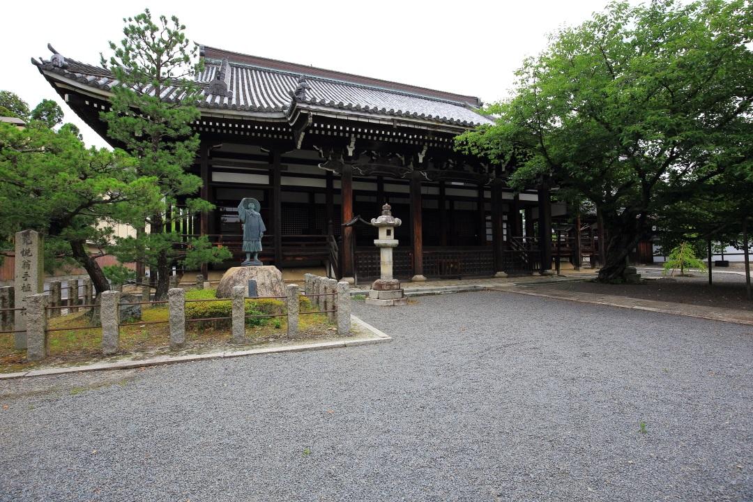 本法寺の本堂