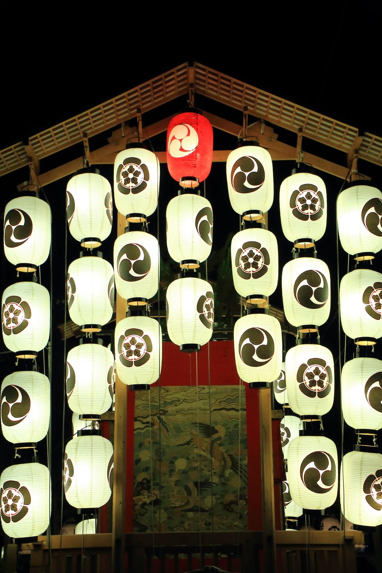 Kyoto Gion-Matsuri Festival Yoi-Yama