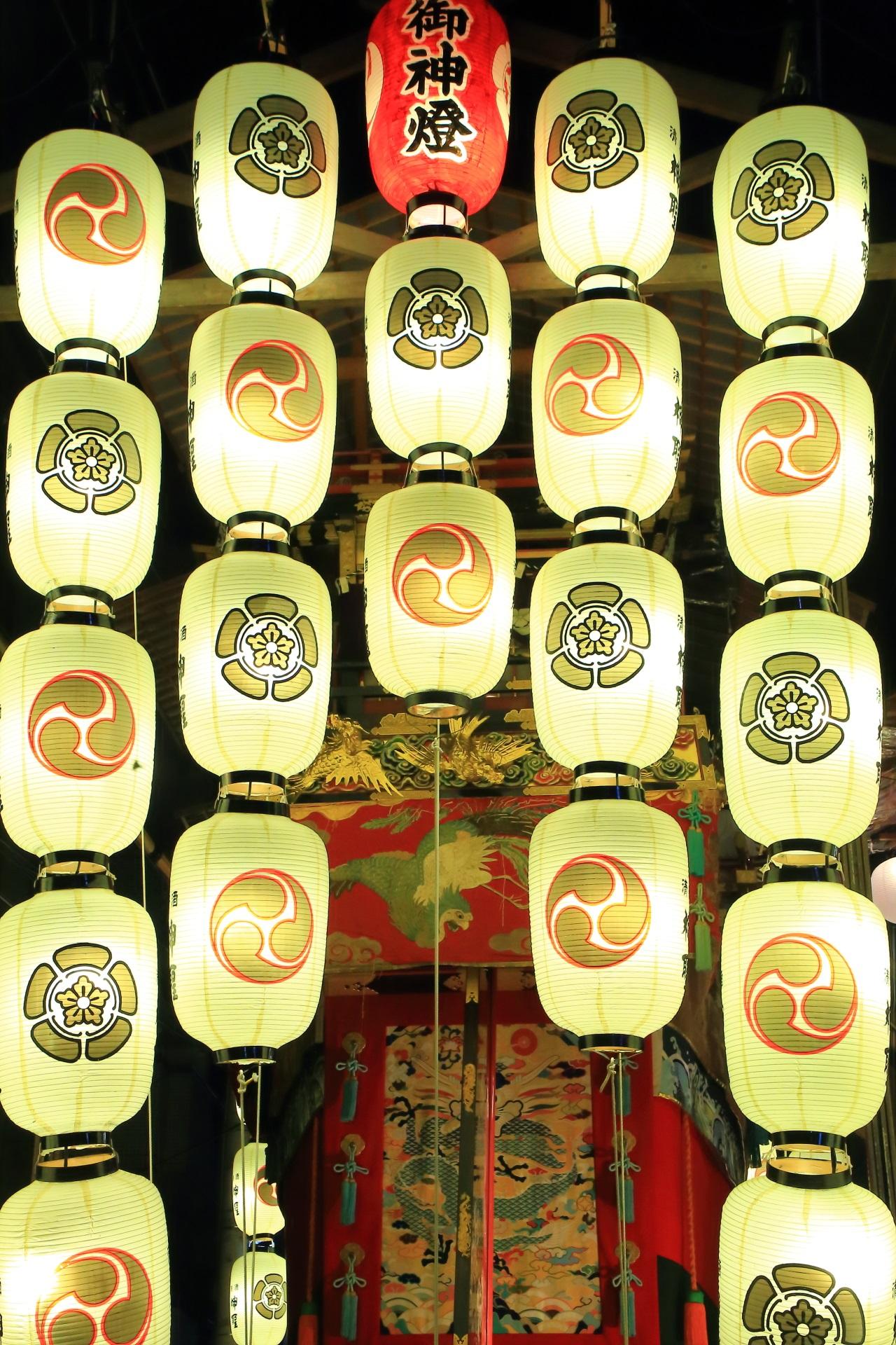 Kyoto Gion Festival Yoiyama