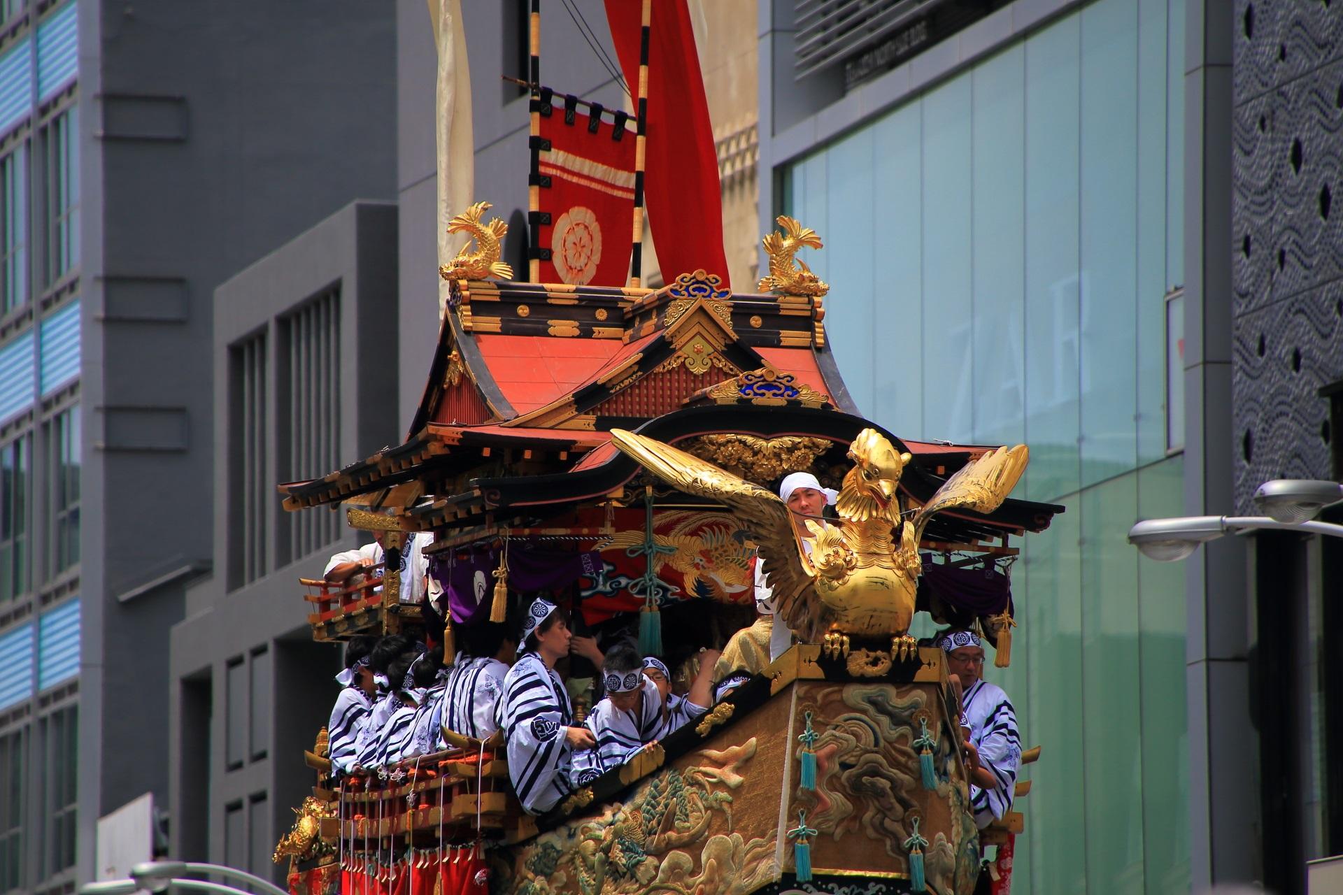 船鉾(ふねほこ)