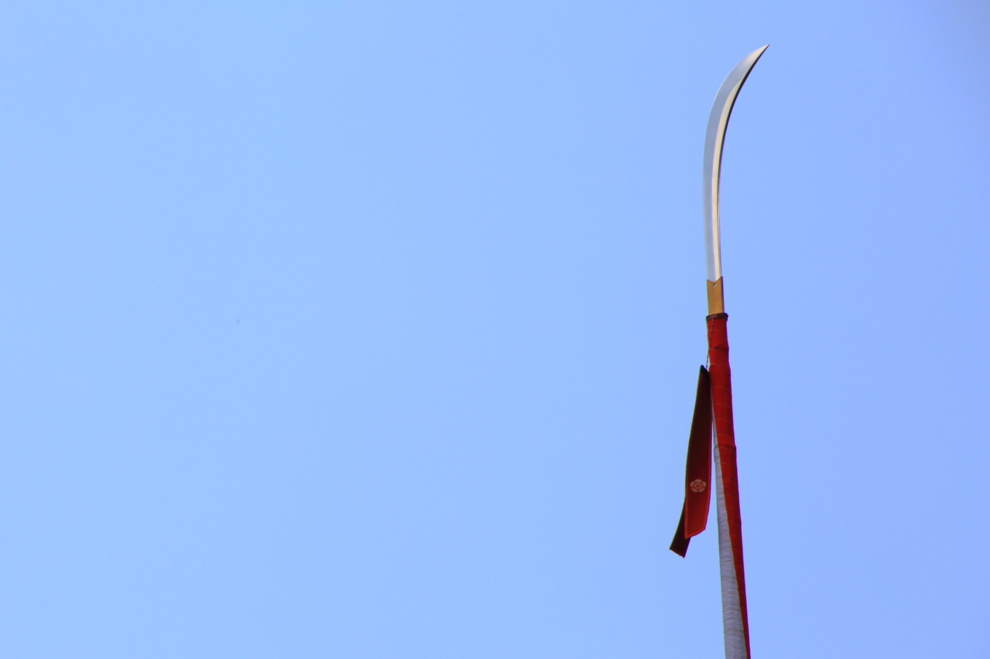 天に伸びる鉾頭 祇園祭 山鉾巡り