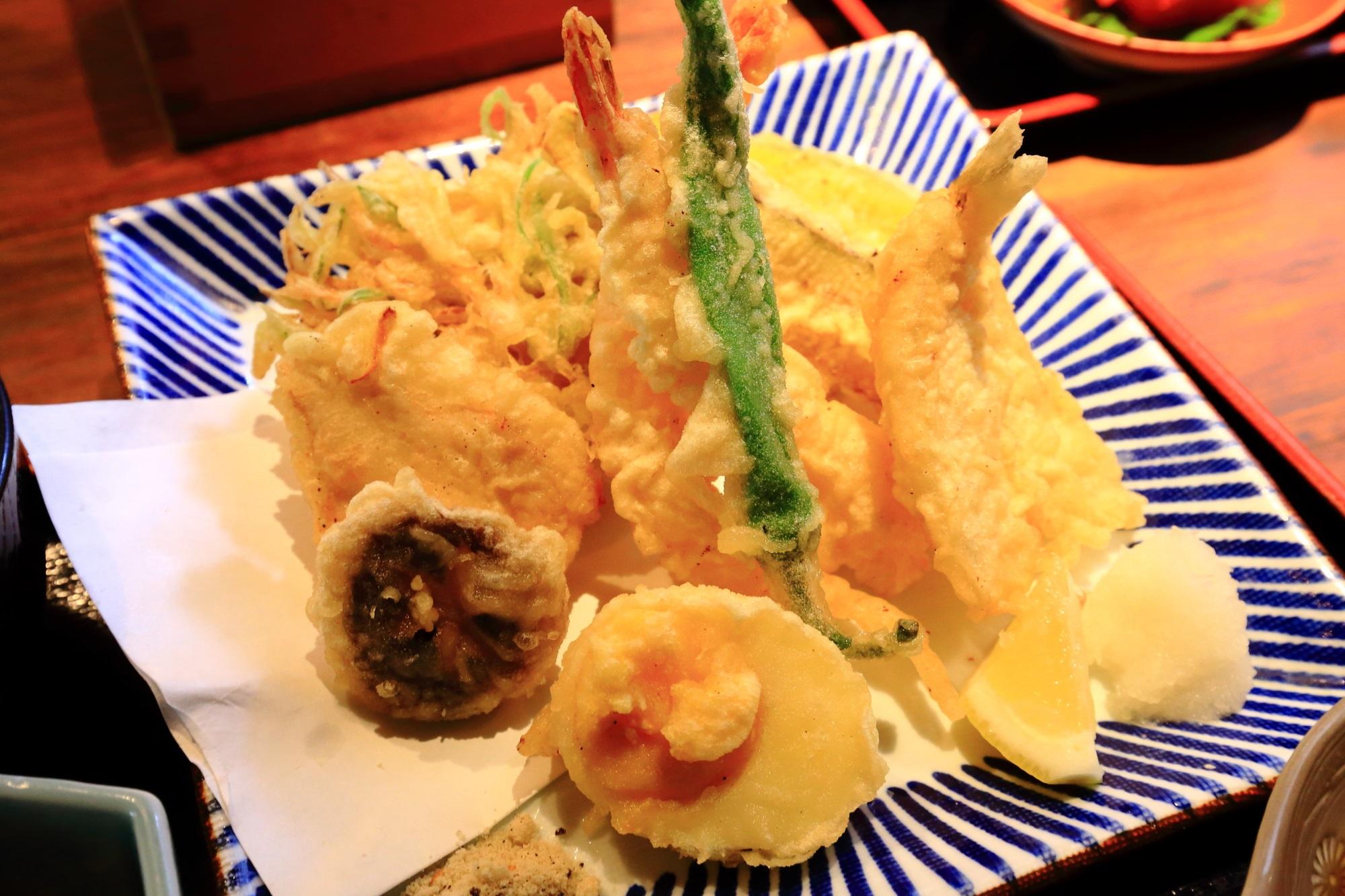 天ぷら 葱や平吉 高瀬川 お得 和食