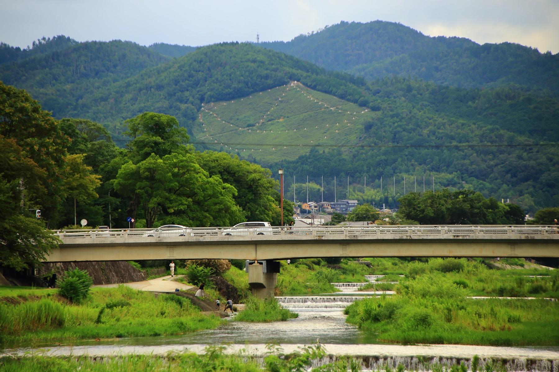 西賀茂船山と舟形
